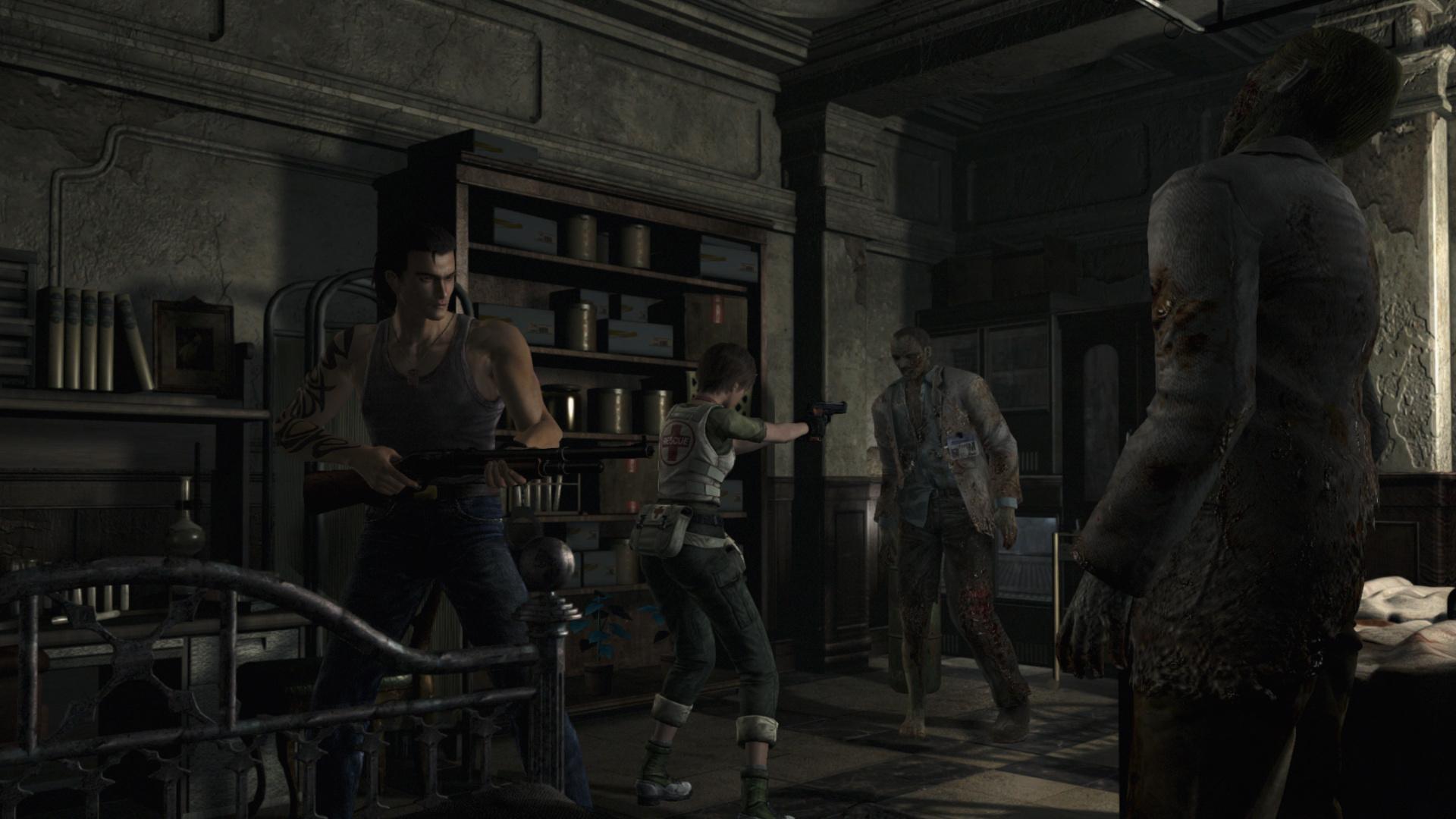 Resident Evil 0 review
