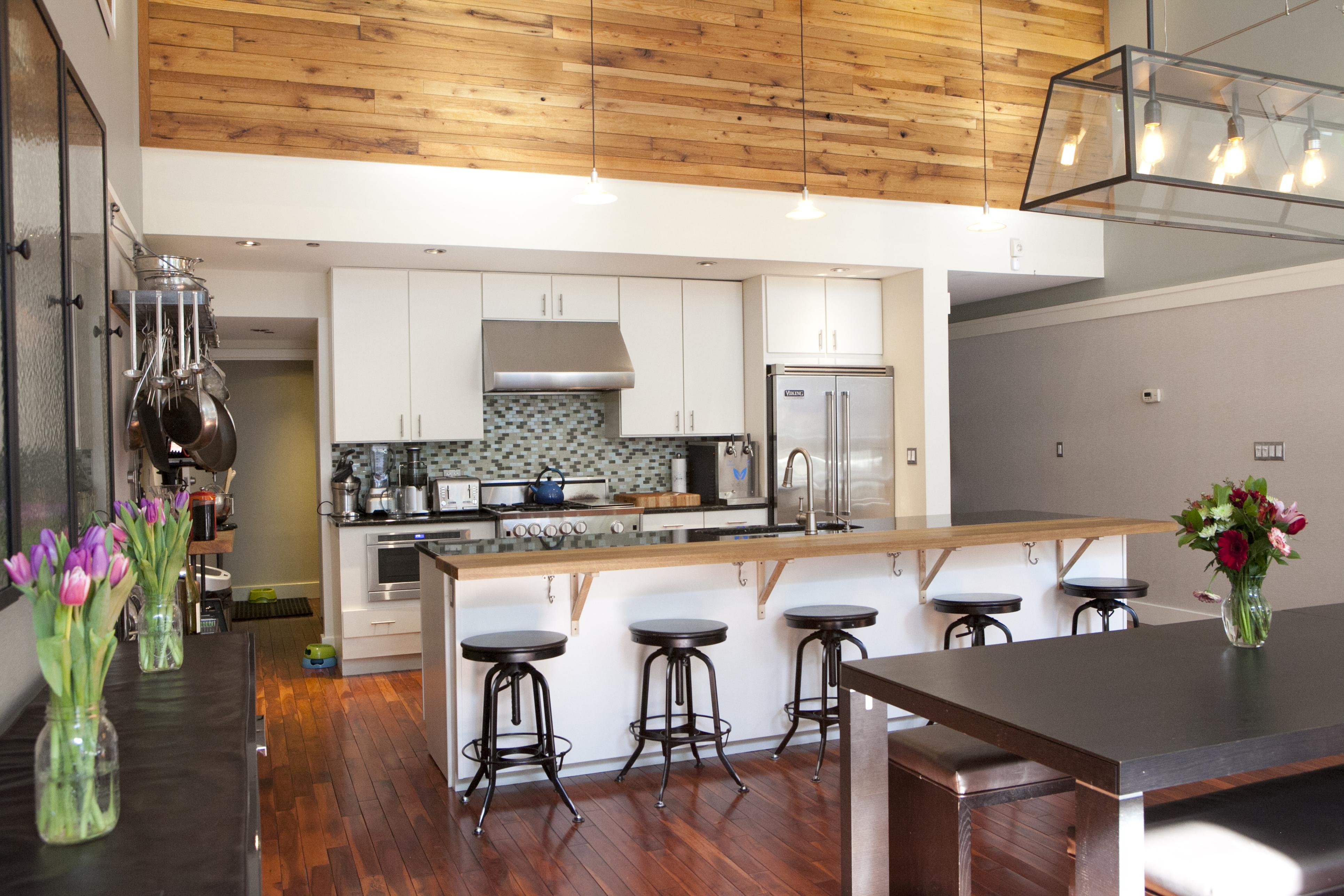 Home Kitchen Chef Jose Garces Reveals His Sleek Home Kitchen In Logan Square