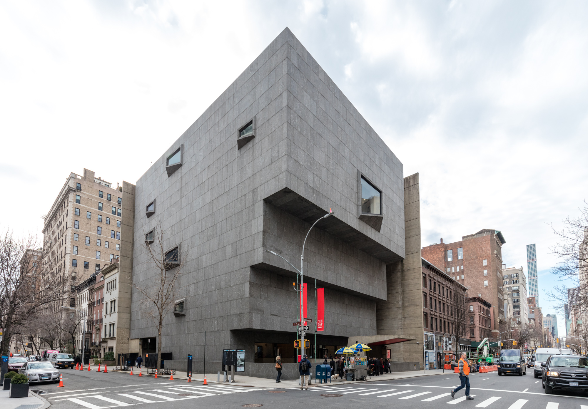 Taking stock of the new old met breuer curbed ny for Museum of fashion nyc