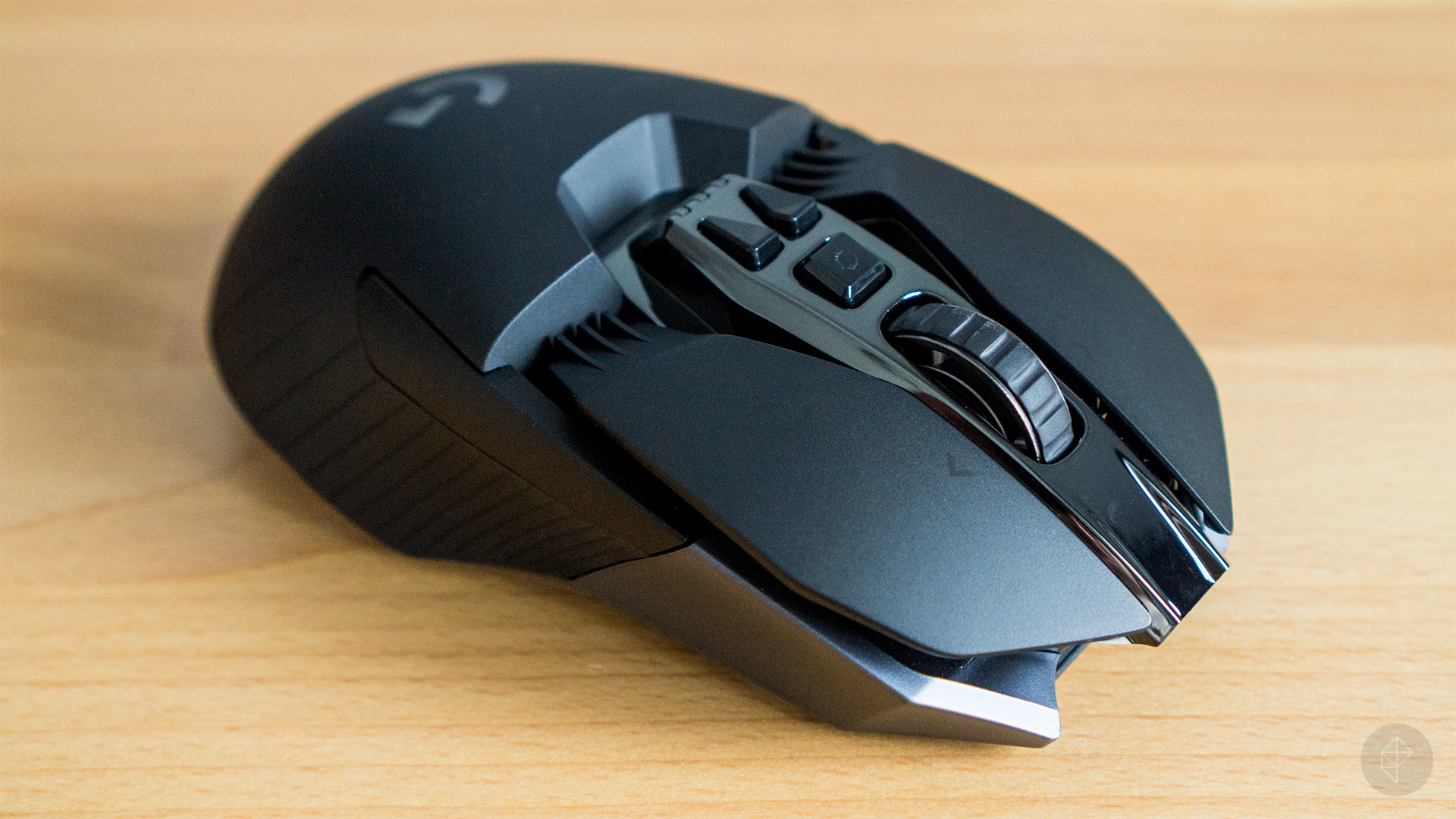 ba465f26a1e Logitech's G900 is meant to alleviate your concerns about wireless gaming  mice - Polygon