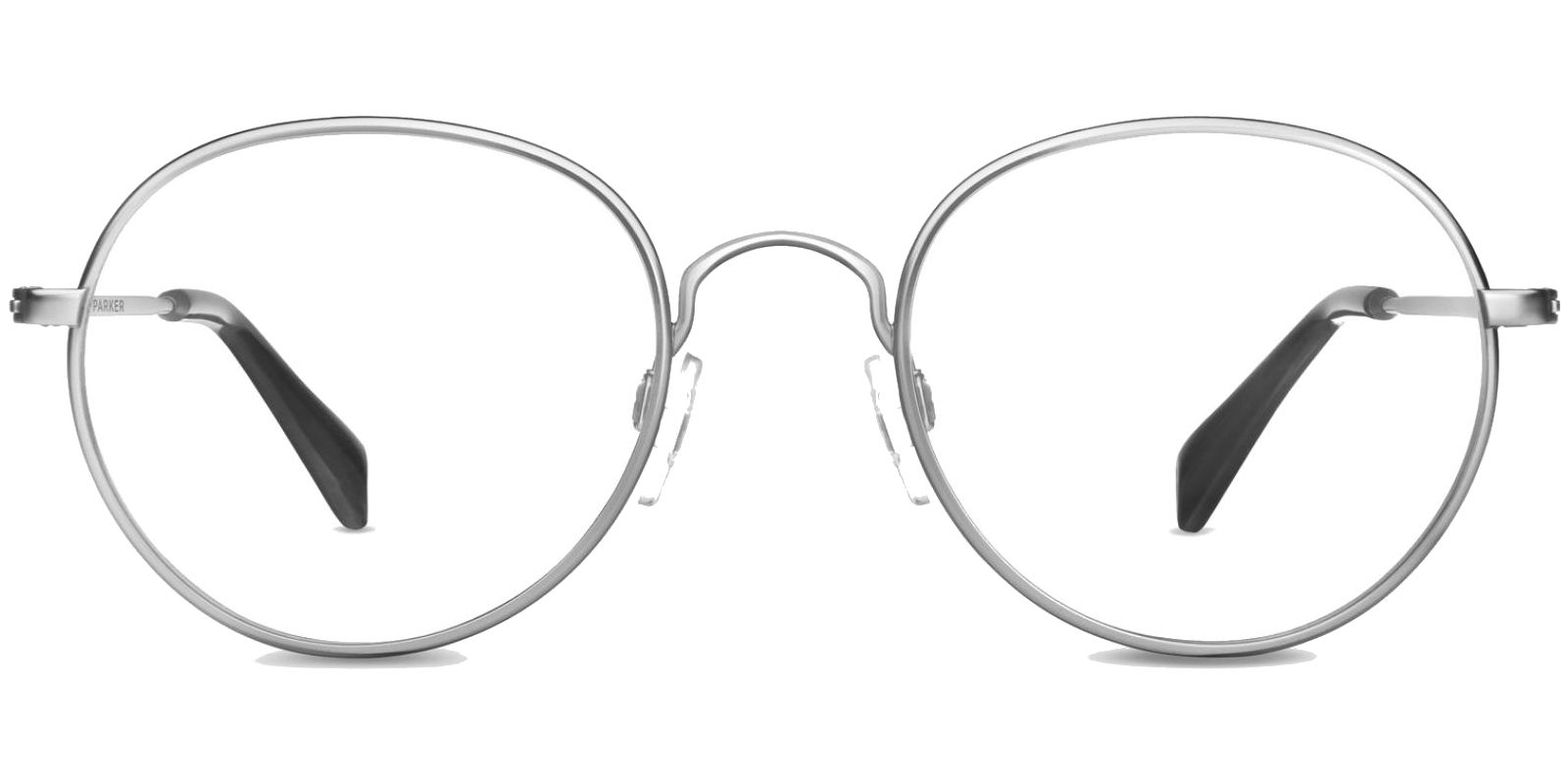 70s inspired metal frames