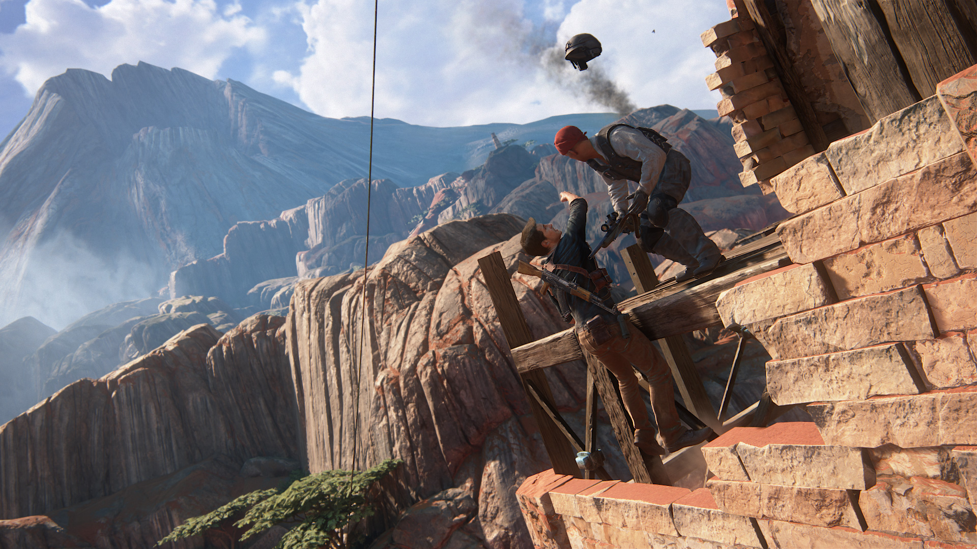 Uncharted 4 shines by making time for the quiet moments - Uncharted 4 wallpaper ps4 ...