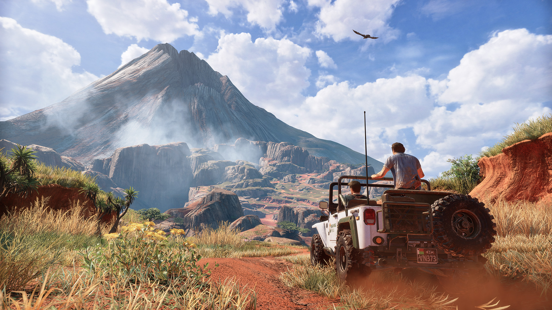 Uncharted 4 shines by making time for the quiet moments ...
