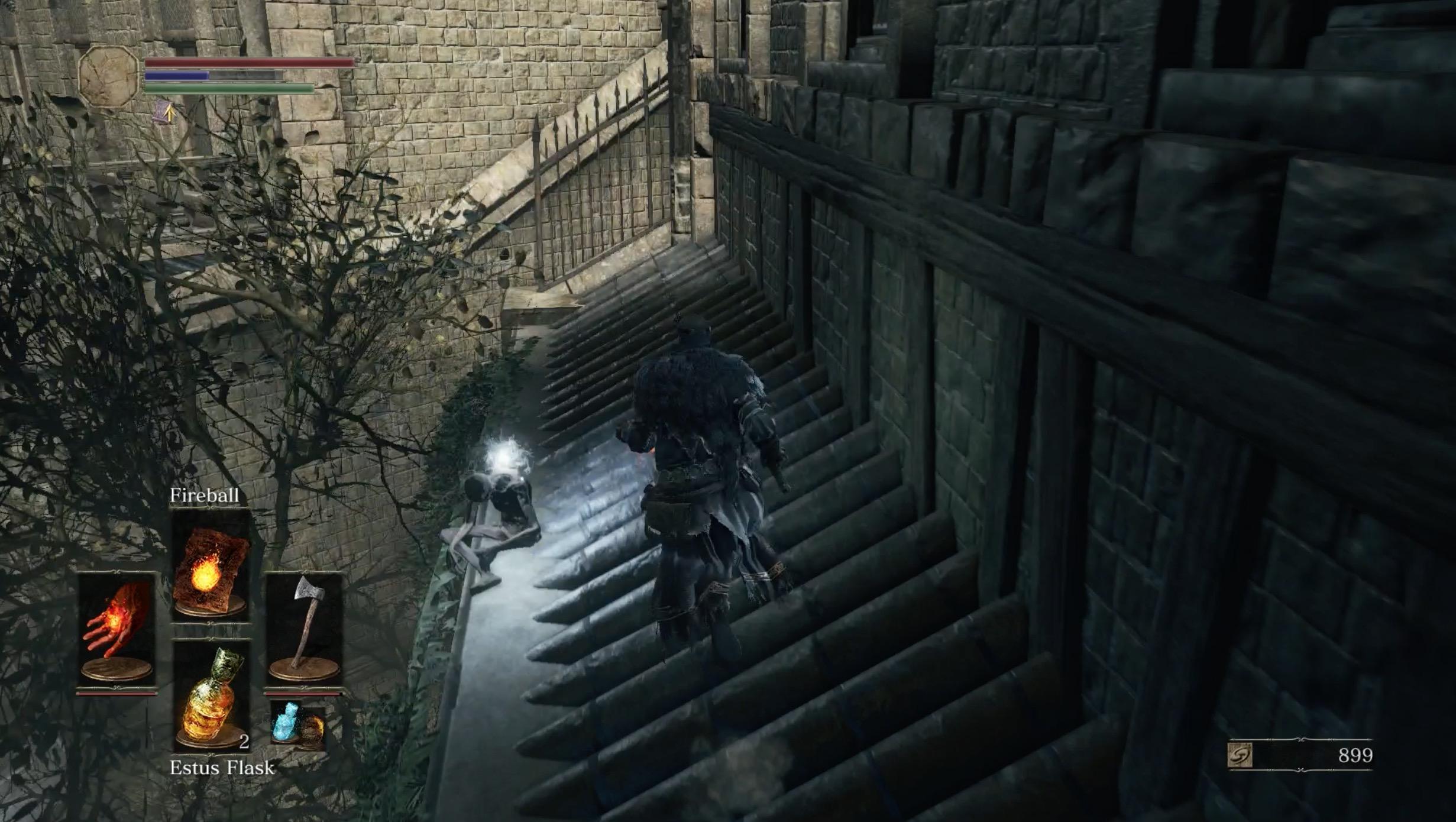 Dark Souls 3 High Wall Of Lothric Walkthrough Polygon