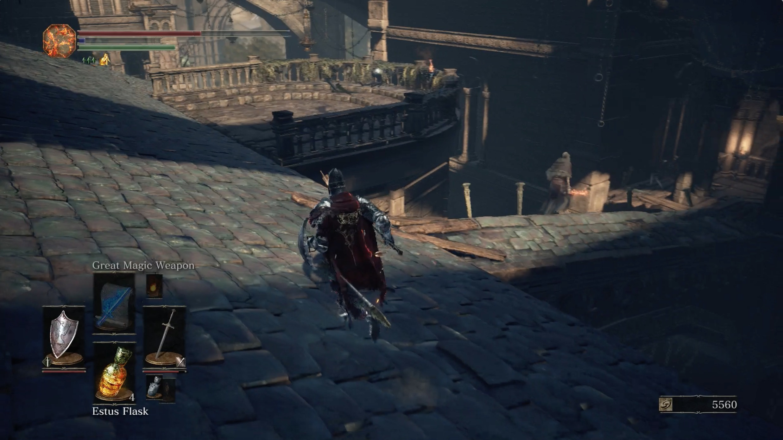 Dark Souls 3 Cathedral Of The Deep Walkthrough Polygon