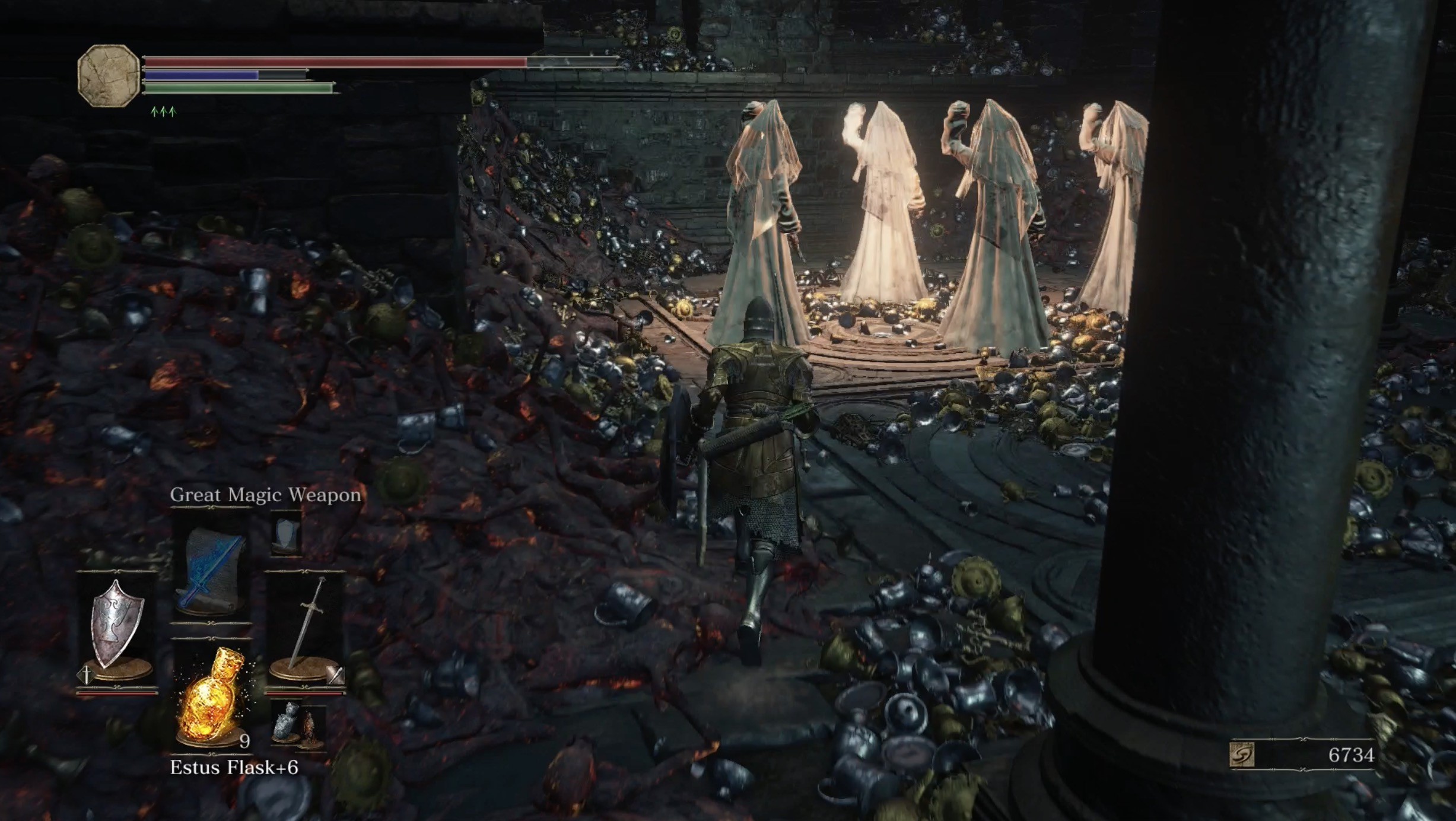how to get to profaned capital dark souls 3