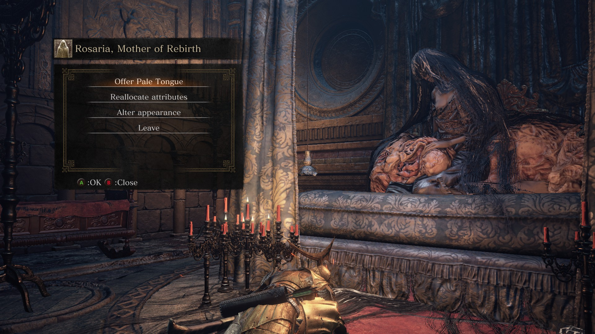 how to use insignia dark souls 3