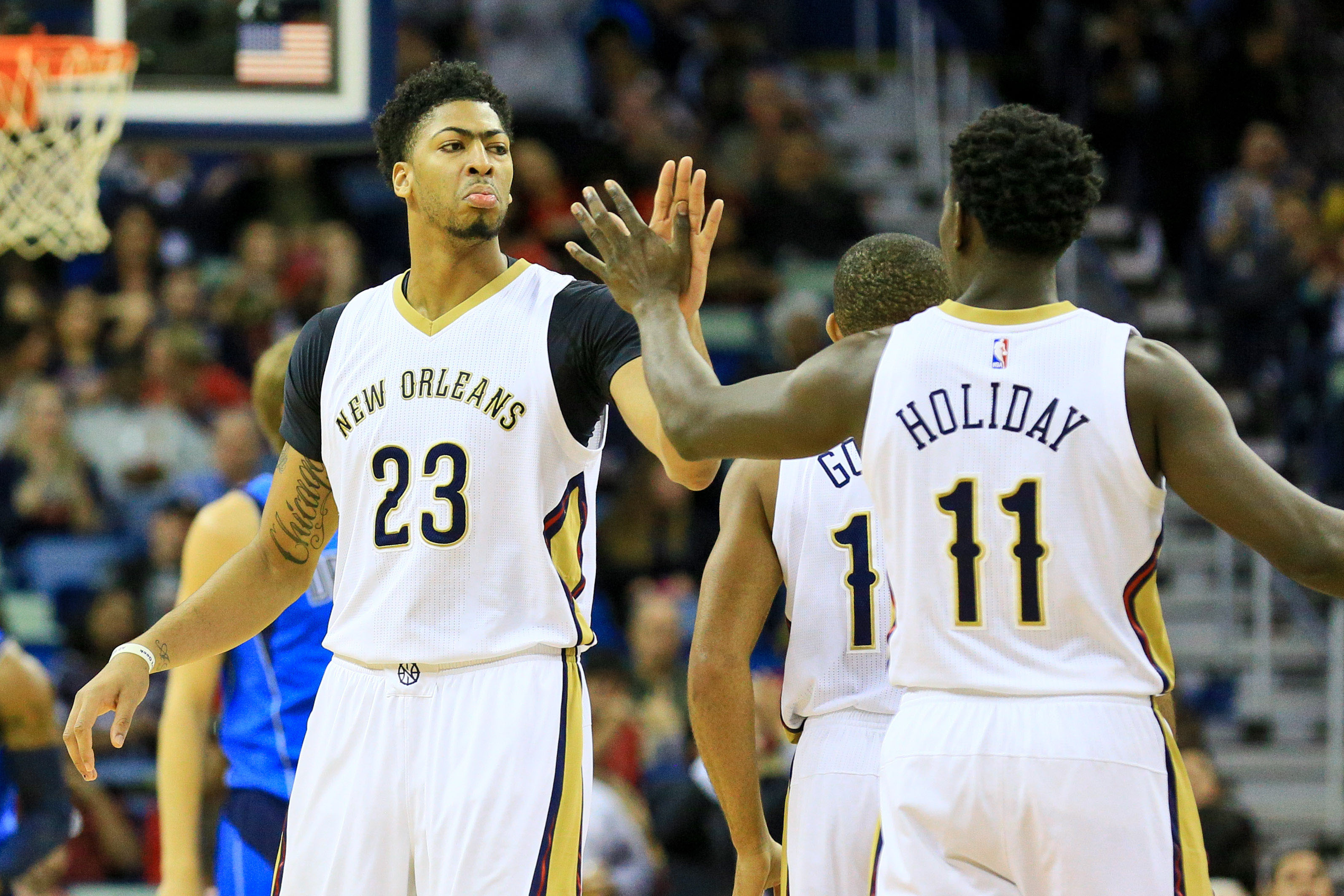A Complete Season Review Of The 2016 New Orleans Pelicans Roster