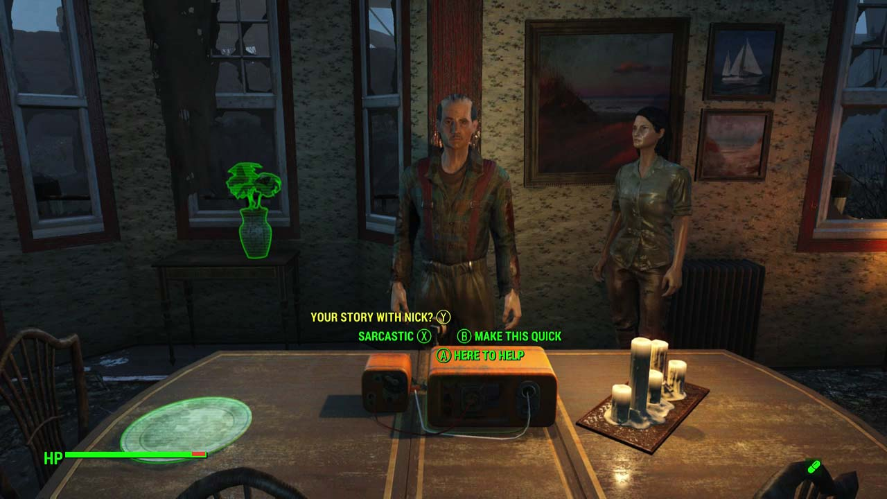 Can Nick Valentine Travel To Far Harbor