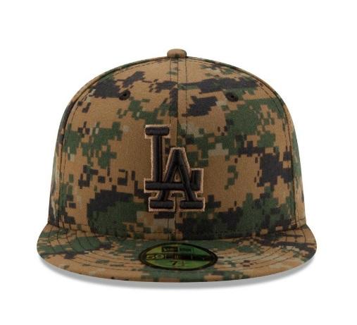 Dodgers will wear these caps   jerseys on Memorial Day - True Blue LA 63826df55d9