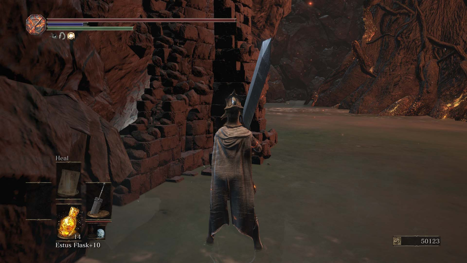 dark souls how to get to lower under burg