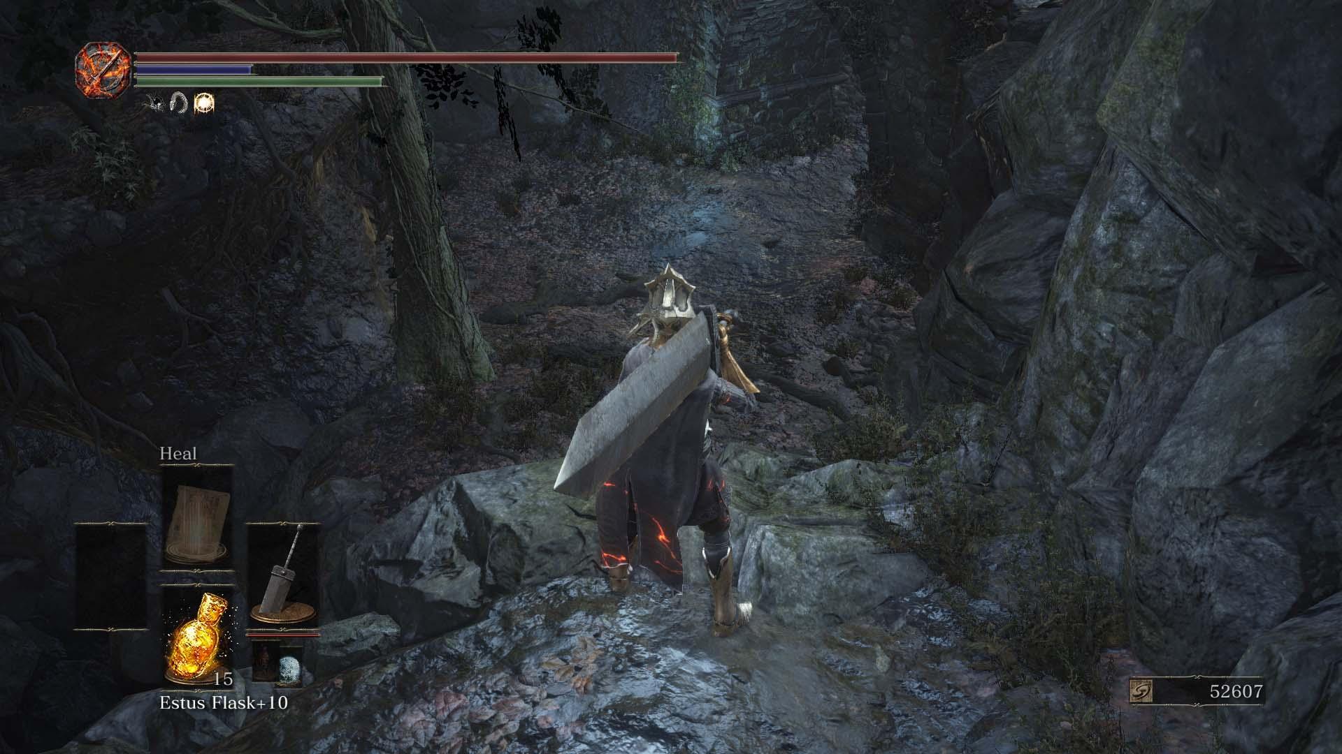 Dark Souls  Morne S Ring
