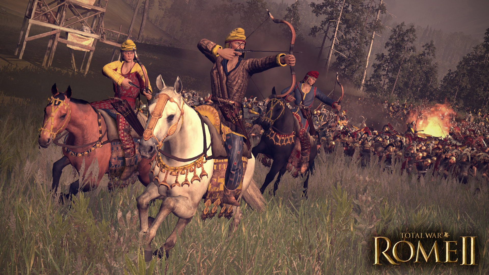 total war rome 2 how to play as rome