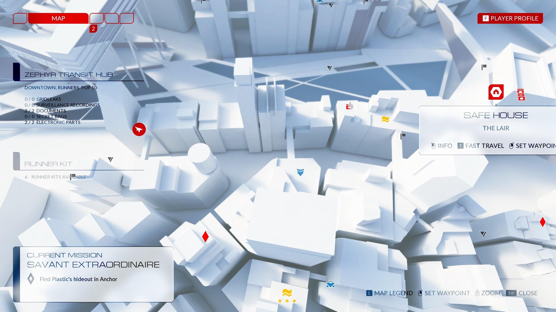 Concord Plaza collectibles guide - Polygon