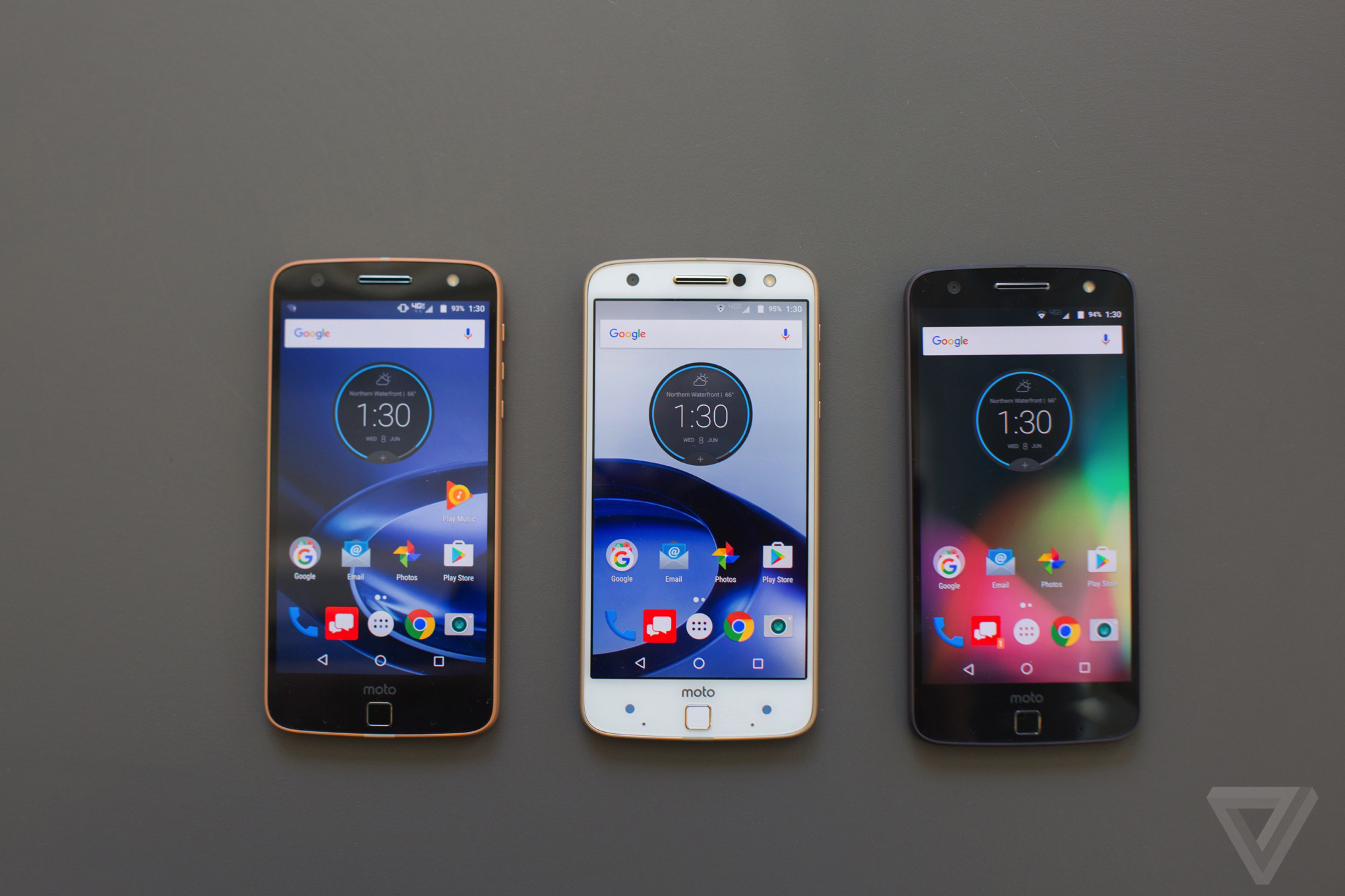 the new moto z is a simpler take on the modular phone the verge. Black Bedroom Furniture Sets. Home Design Ideas