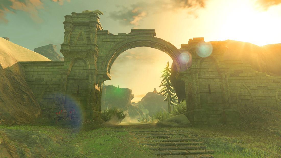 How do I write an informational essay about Legend of Zelda?