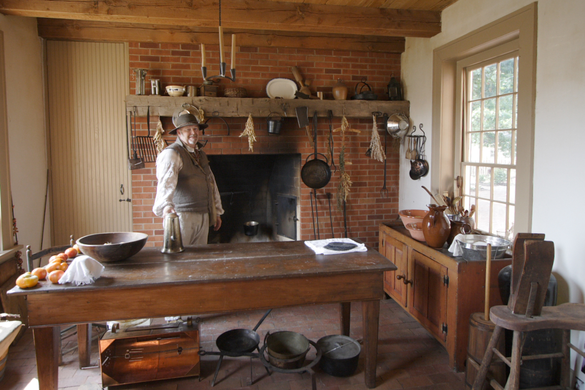 House Kitchen Historic Homes 101 What Exactly Is A Summer Kitchen Curbed