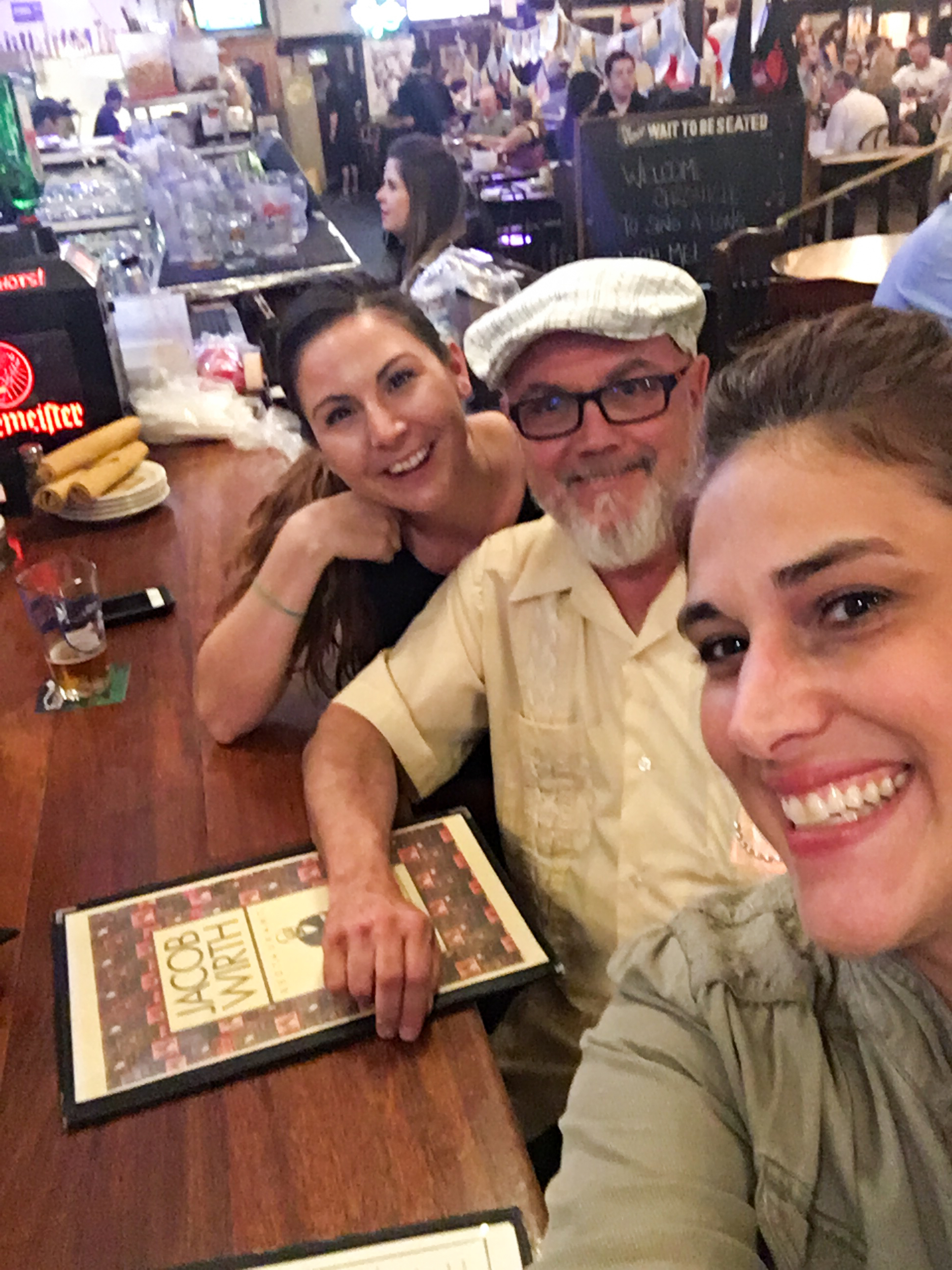 Brother Cleve, Andrea Pentabona, Madeline Lipocoli