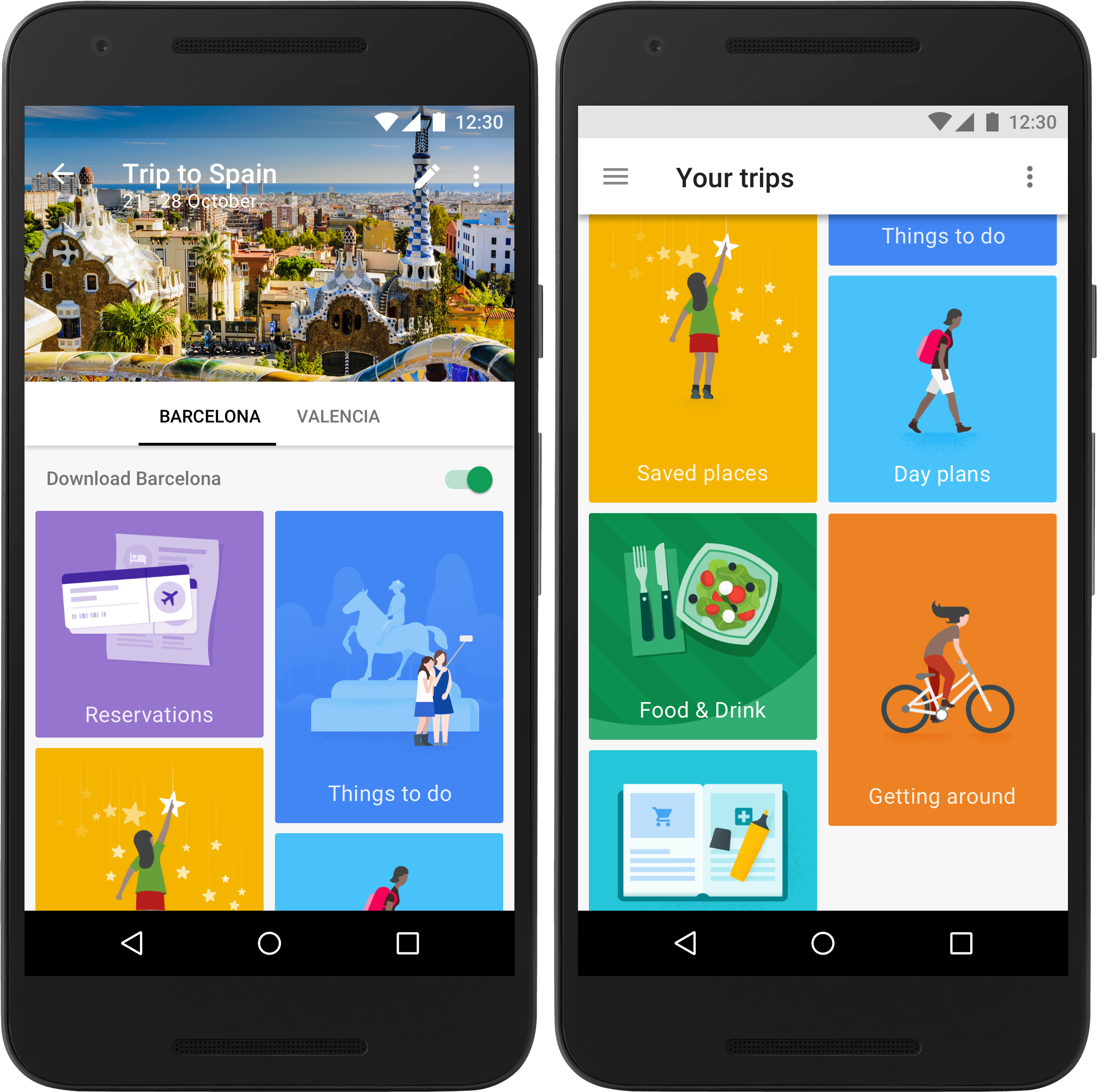 Google Launched New Tour Guide App GOOGLE TRIPS Help you Plan Vacations