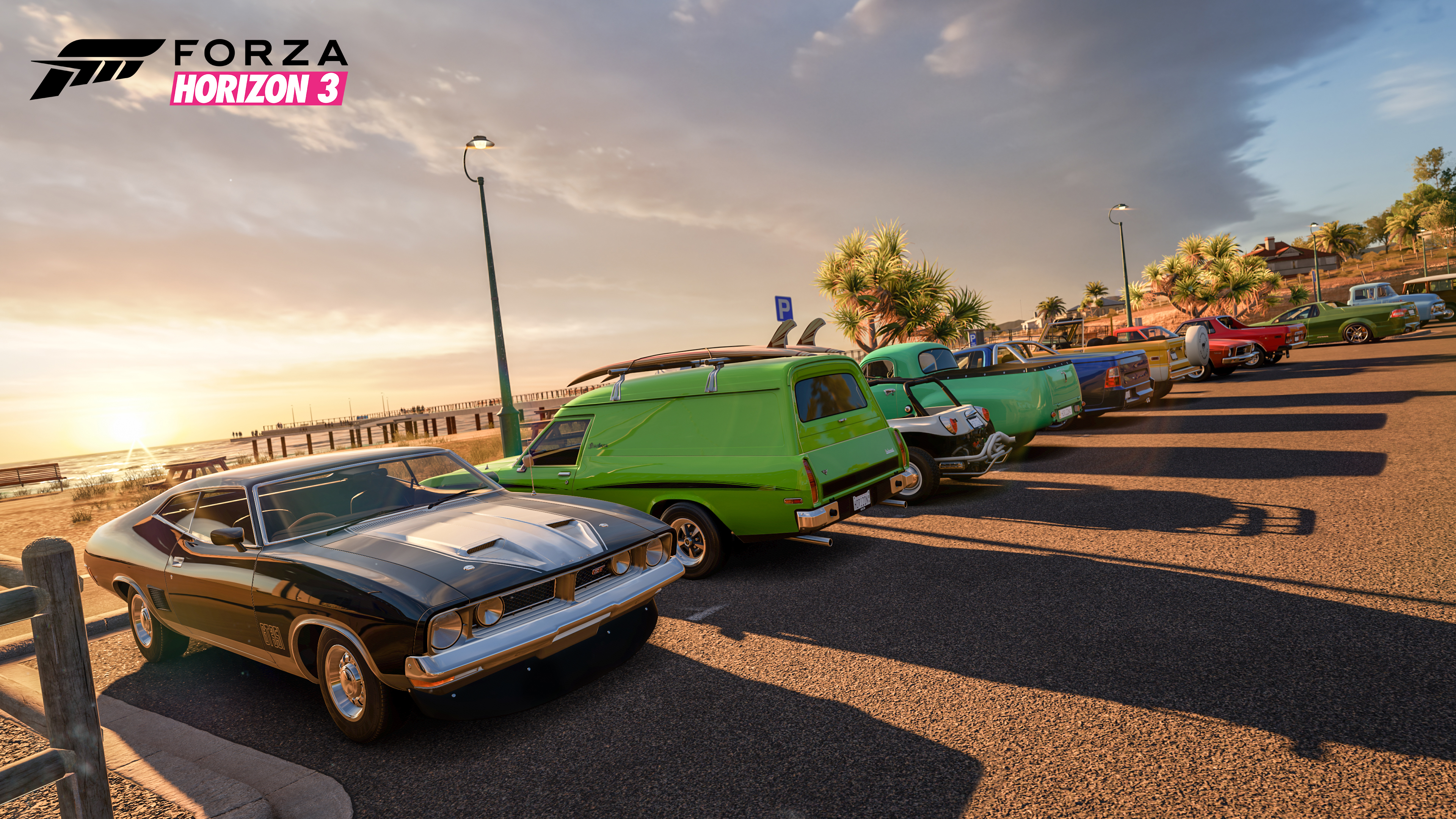 forza horizon 3 review the unofficial fast and furious video game the verge. Black Bedroom Furniture Sets. Home Design Ideas