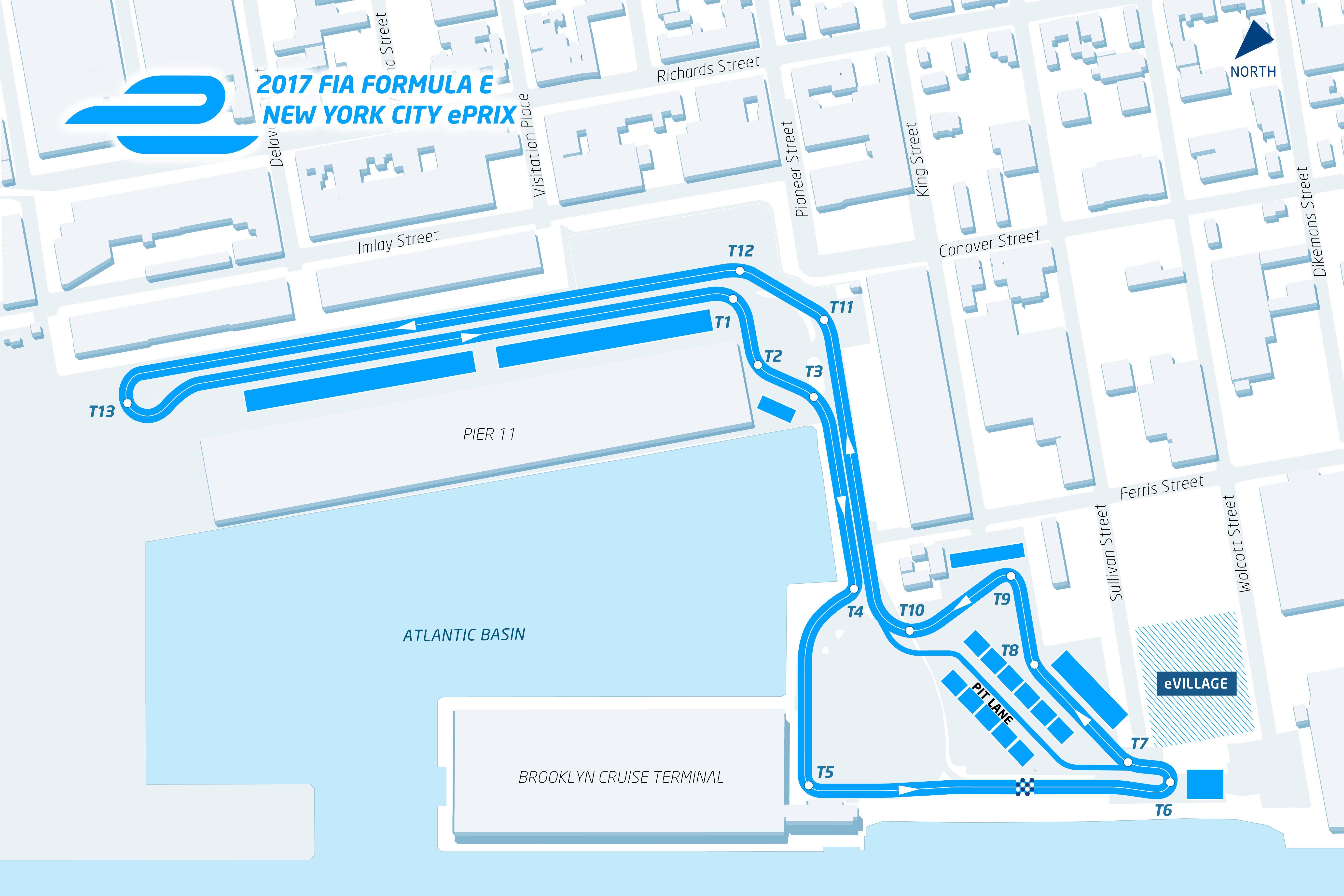 Formula E Is Going Racing in Brooklyn