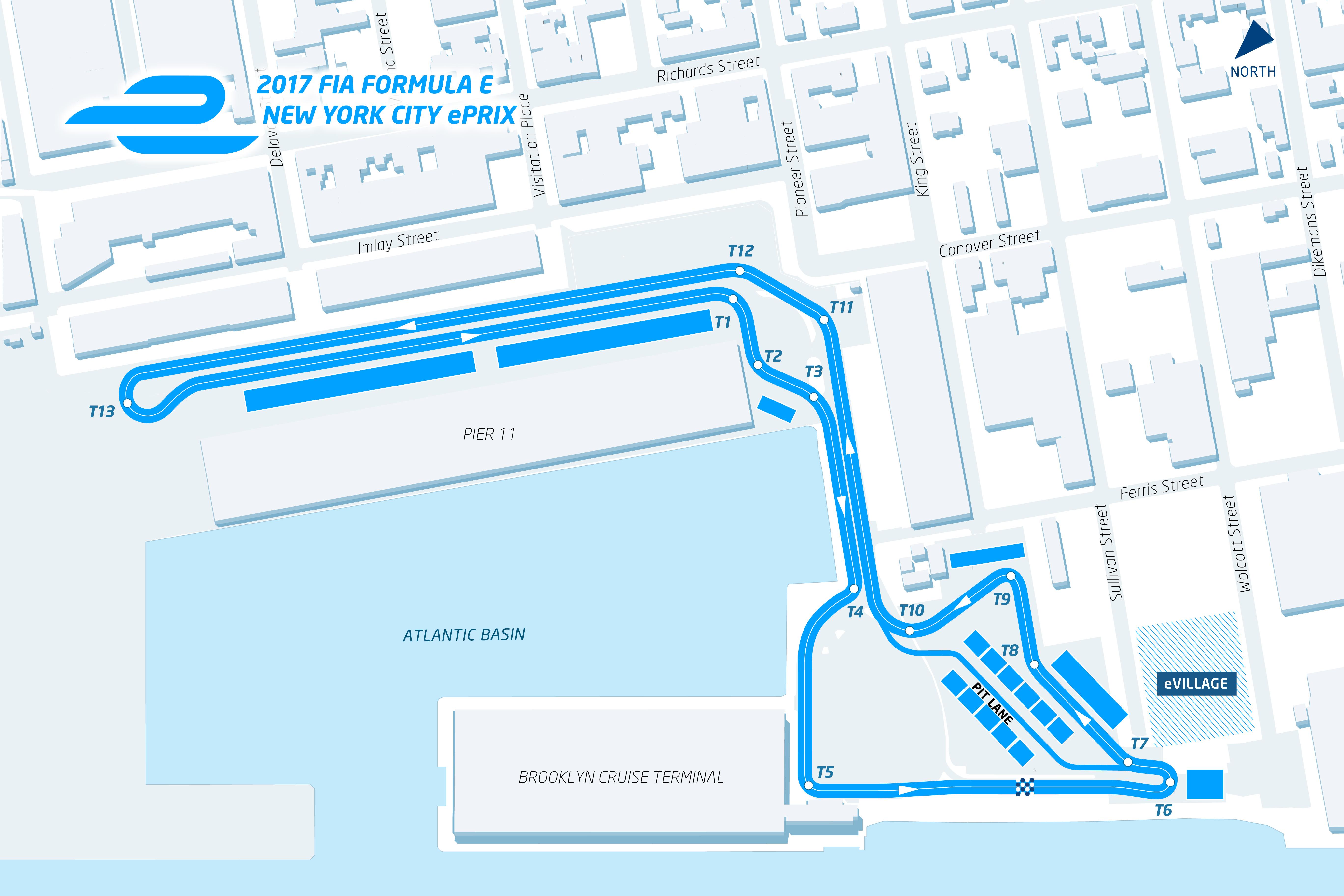Formula E Is Going Racing in Brooklyn