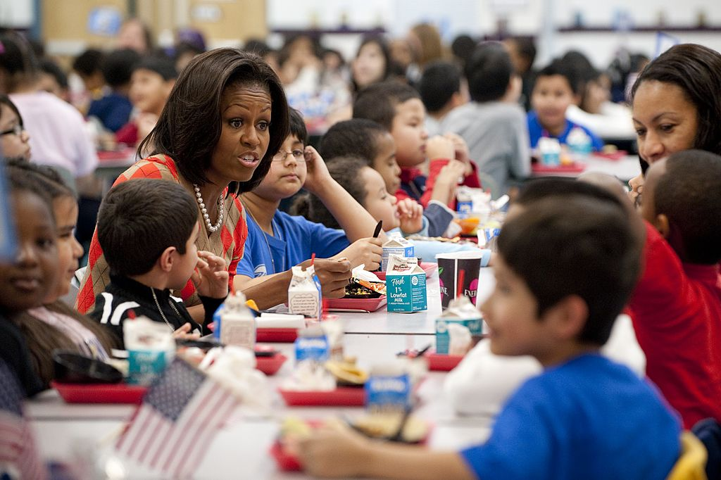 Michelle Obama S Food Policy Fail