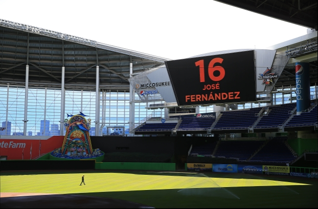 Image result for jose fernandez tribute