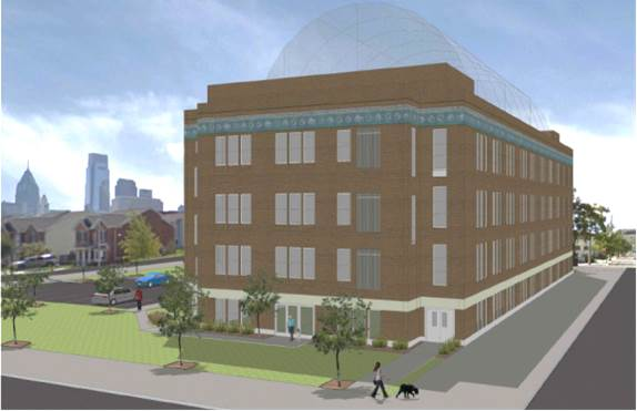 Construction Begins On Spring Garden School Affordable Housing Conversion Curbed Philly