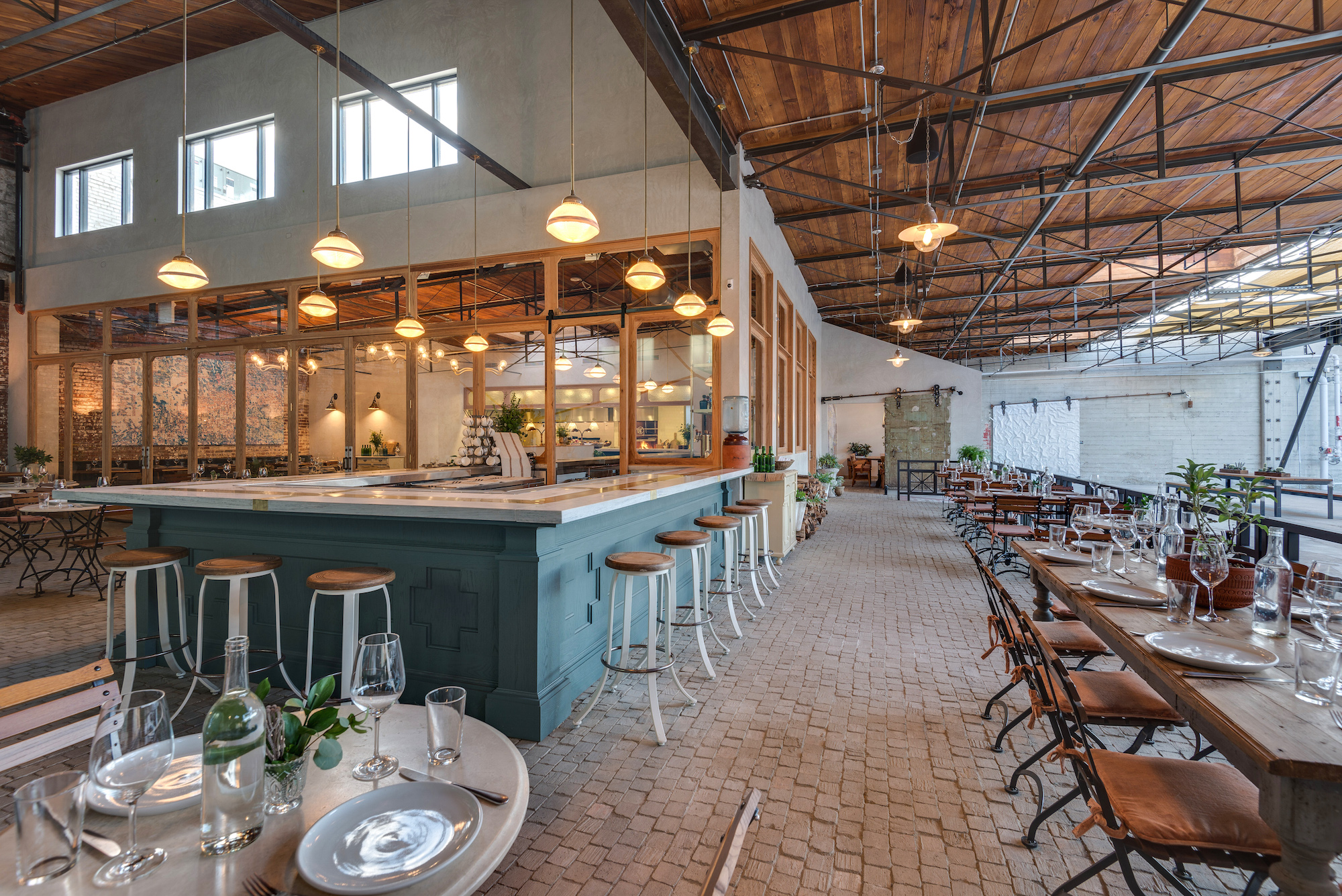 Get charmed at manuela arts district s newest restaurant