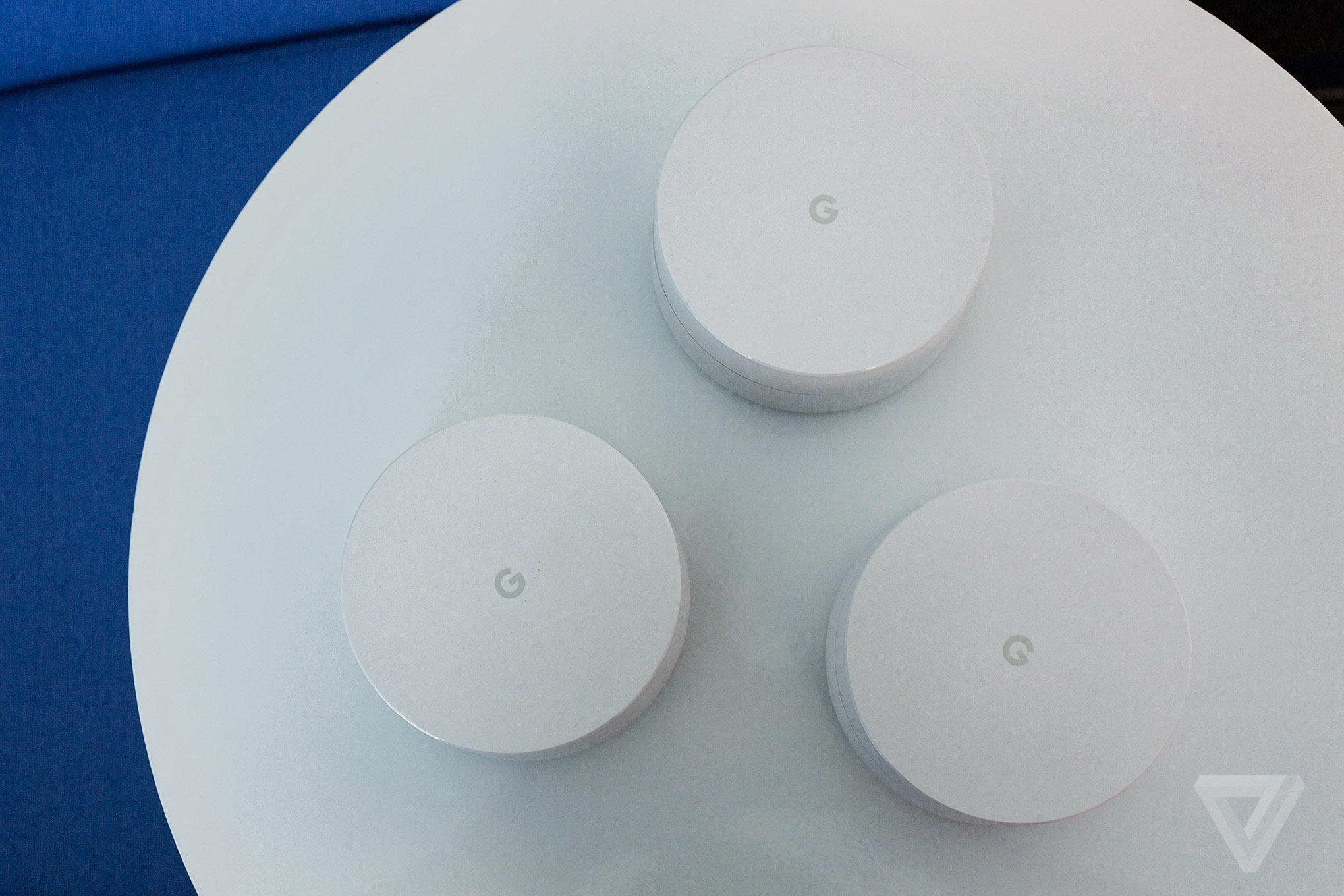 The Google Wifi Routers Are Little White Pucks You Can