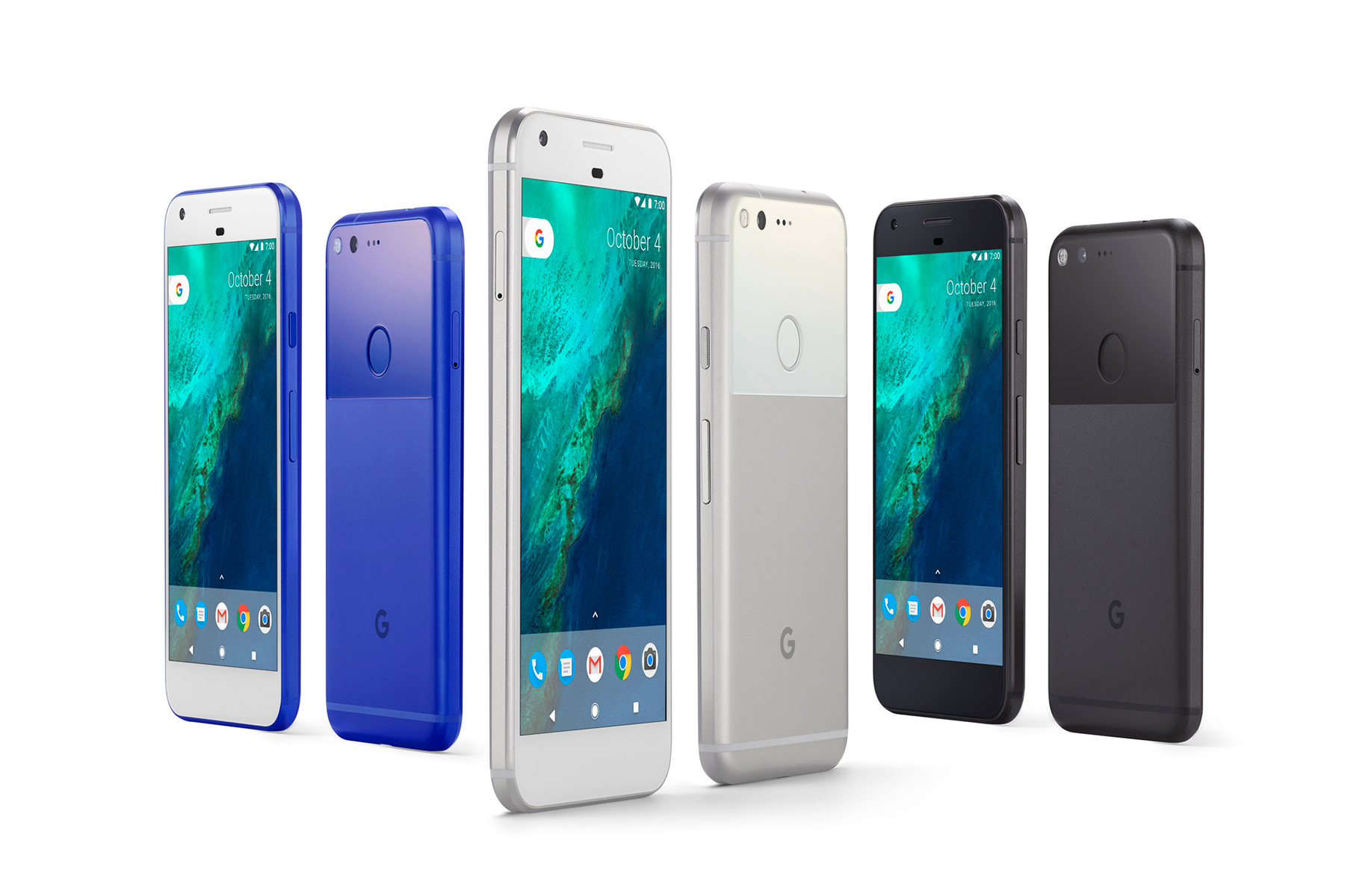 the pixel phone is exactly what we wanted so of course we