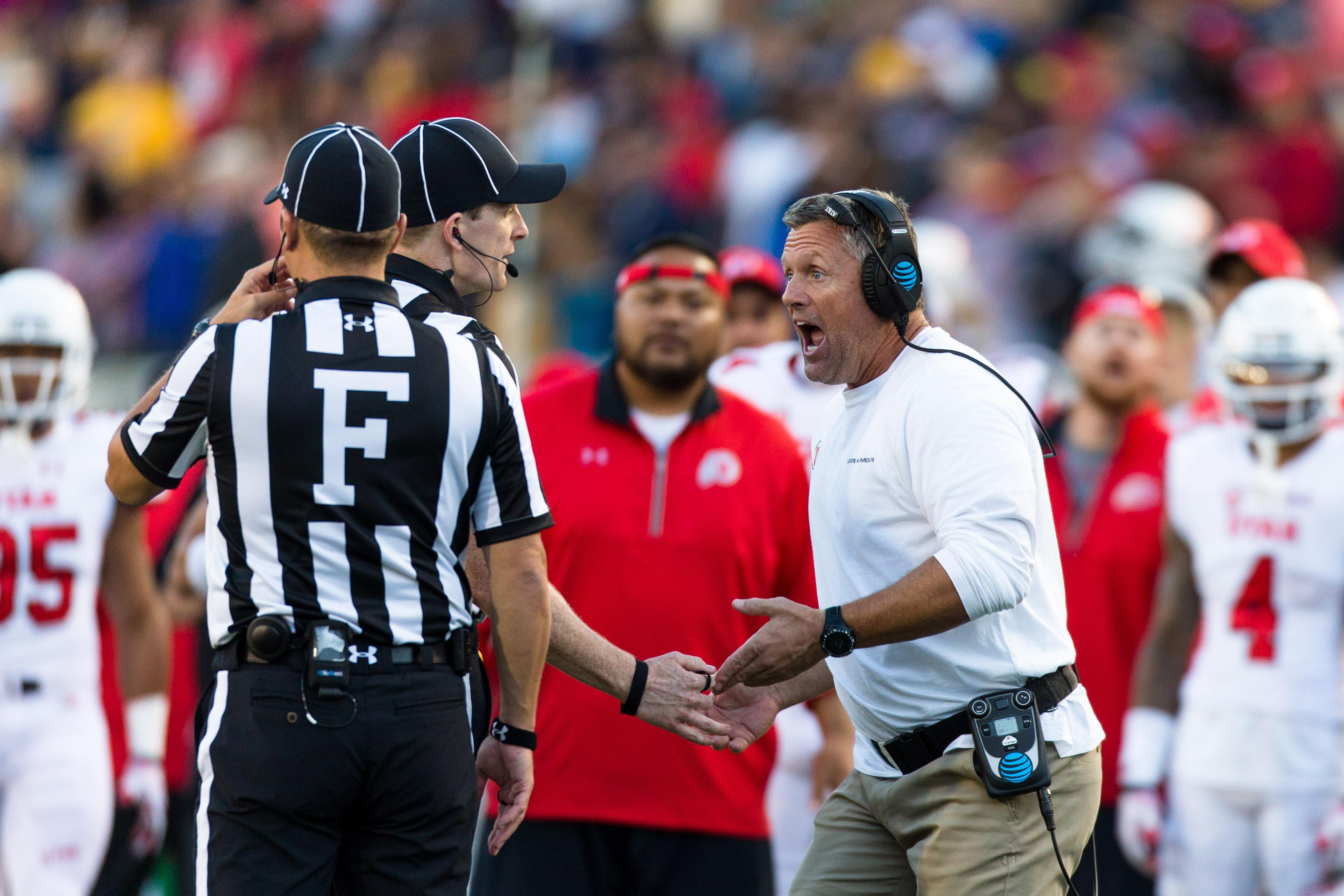 Utes overcome mistakes to beat Arizona, 36-23