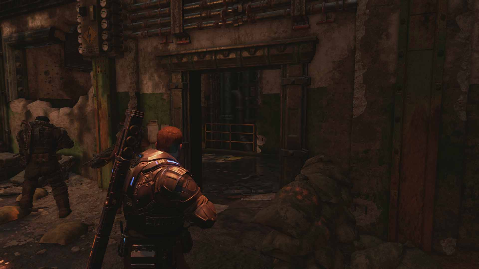 Gears Of War 4 Collectibles Guide Act 4 Polygon