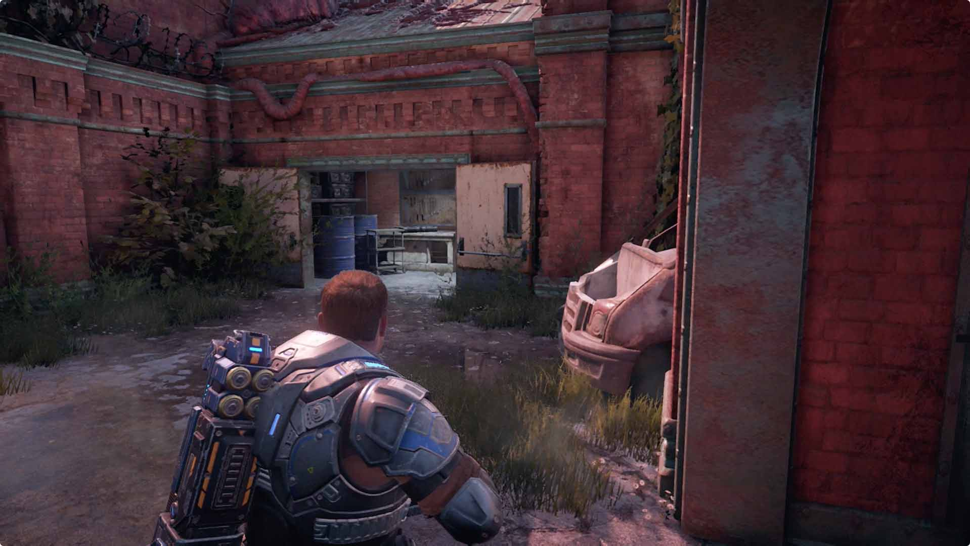 Gears Of War 4 Collectibles Guide Act 5 Polygon