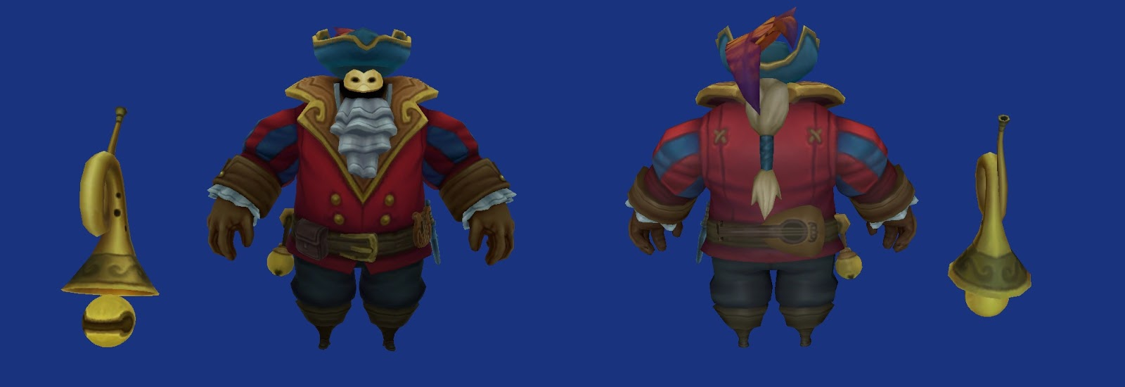 Here's your first look at Bard Bard, Jayce Brighthammer ...