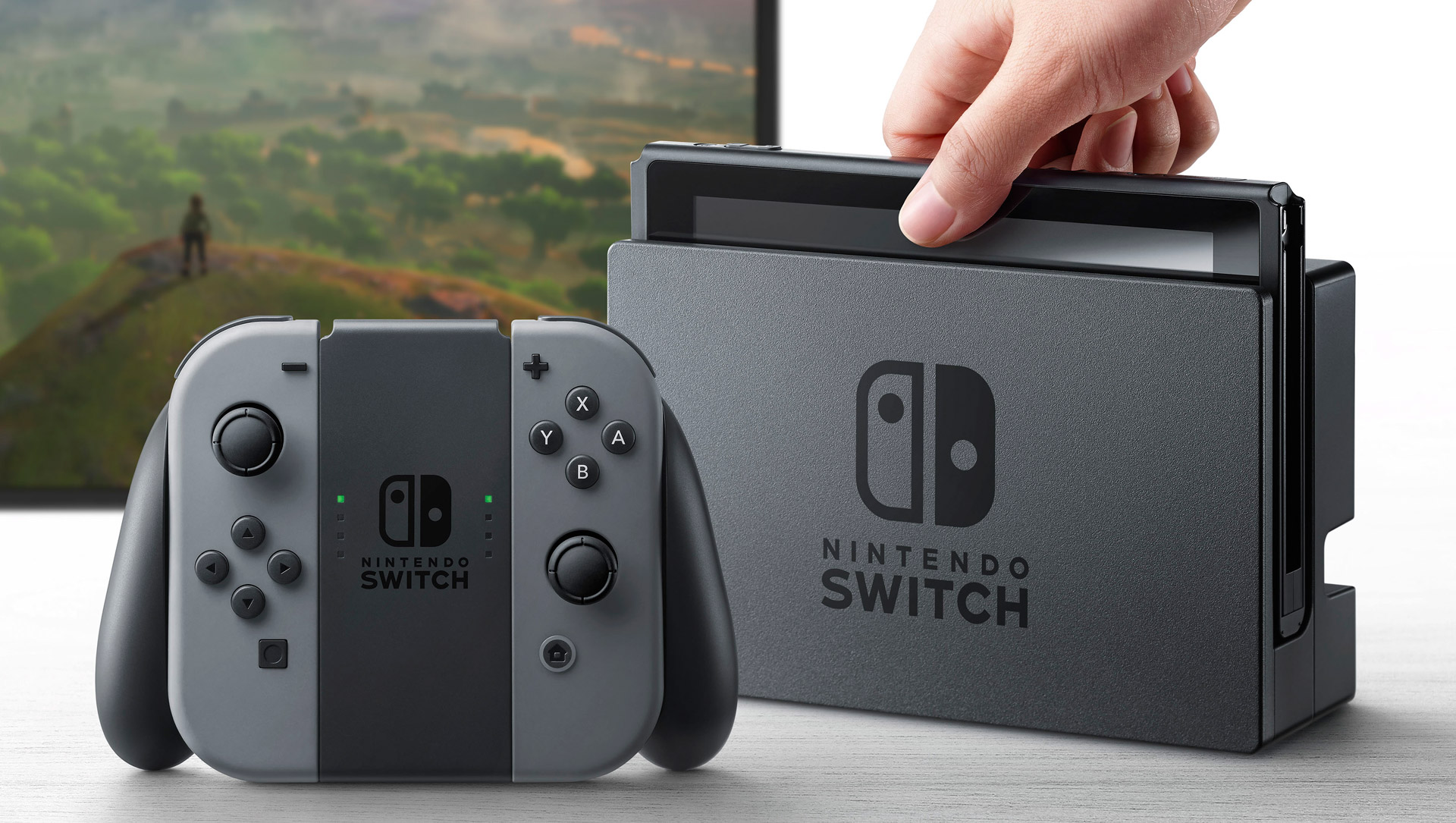 Nintendo Switch hardware