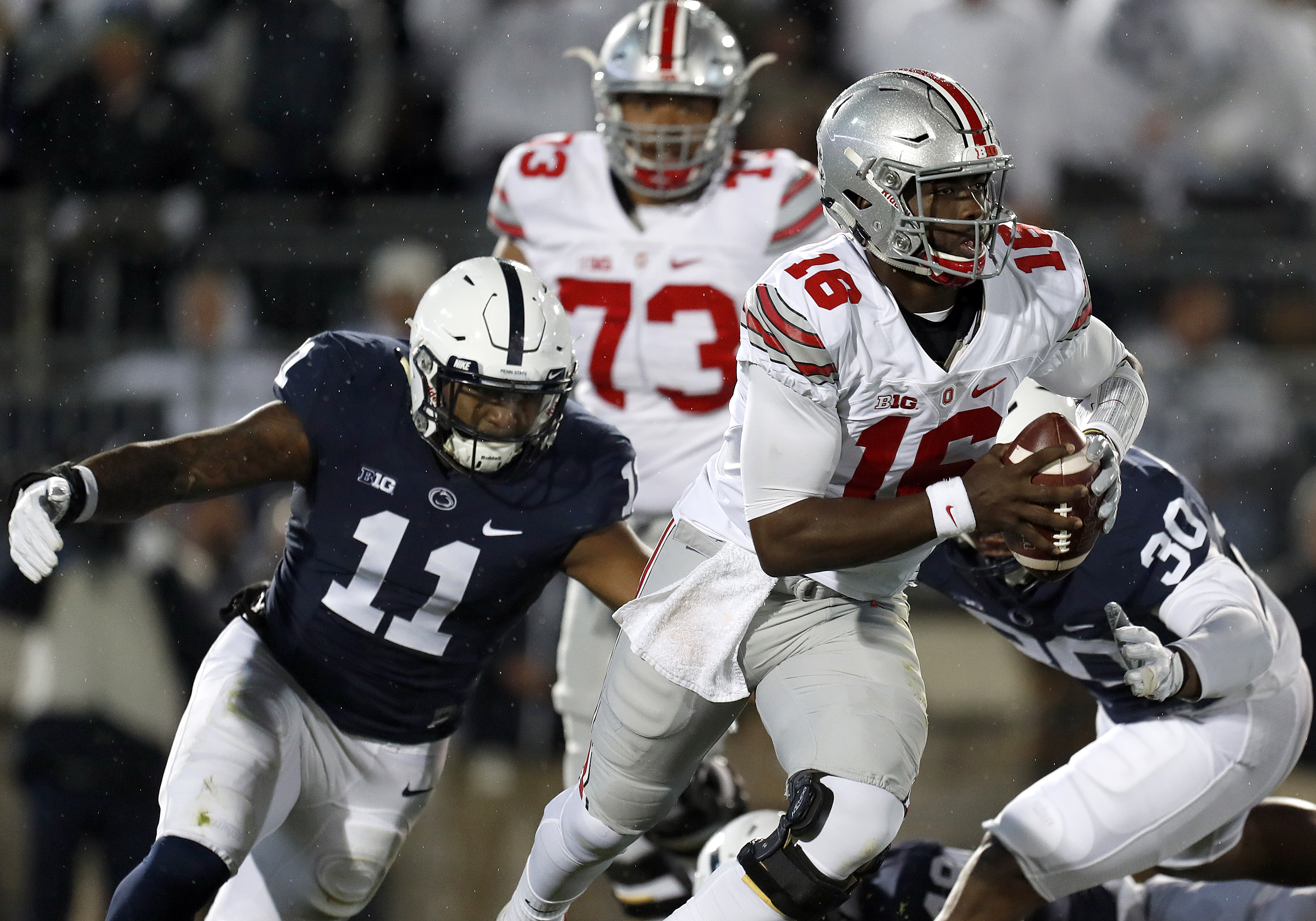 Why Ohio State's Loss to Penn State Was a Good Thing