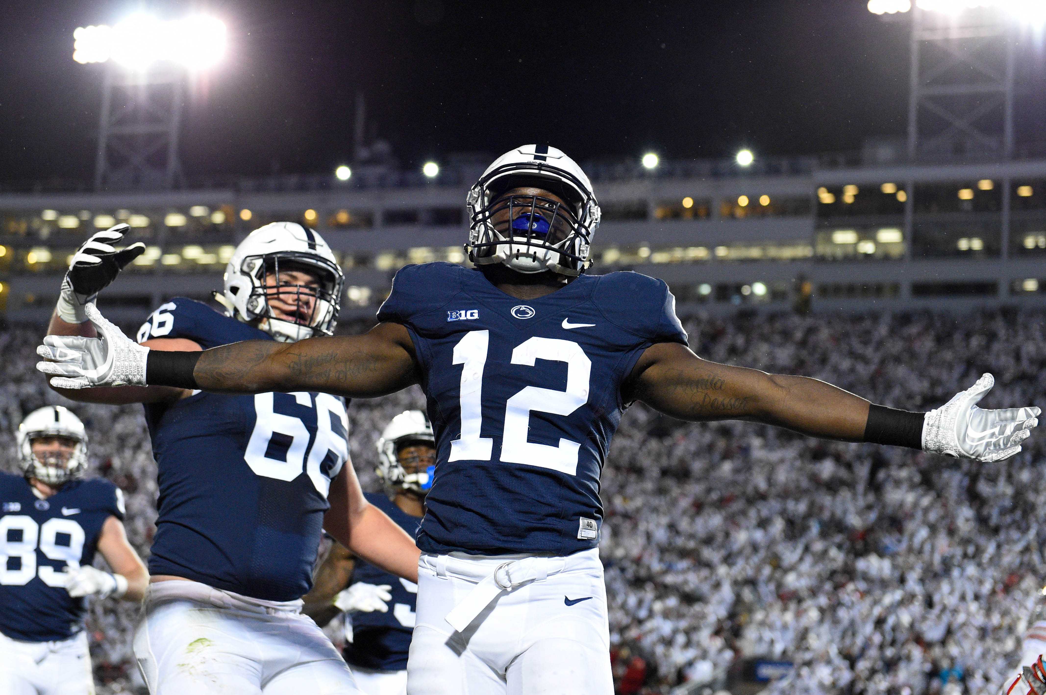 Three Nittany Lions honored by Big Ten