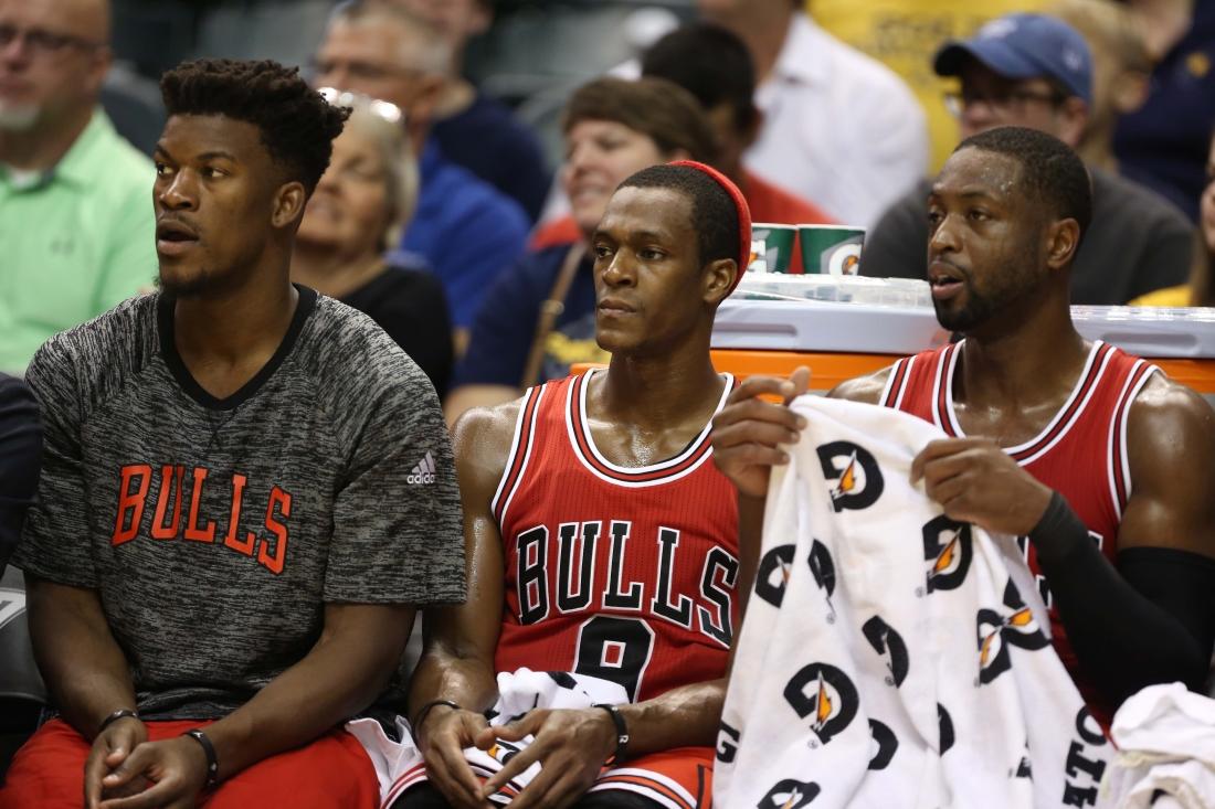 Butler,, Rondo e Wade