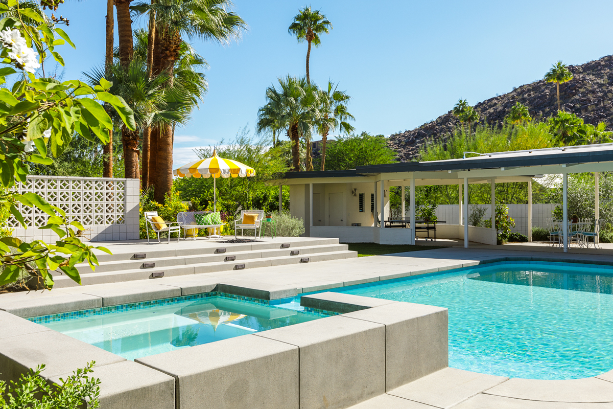 Palm Springs Midcentury With Pool And Panoramic Views Asks