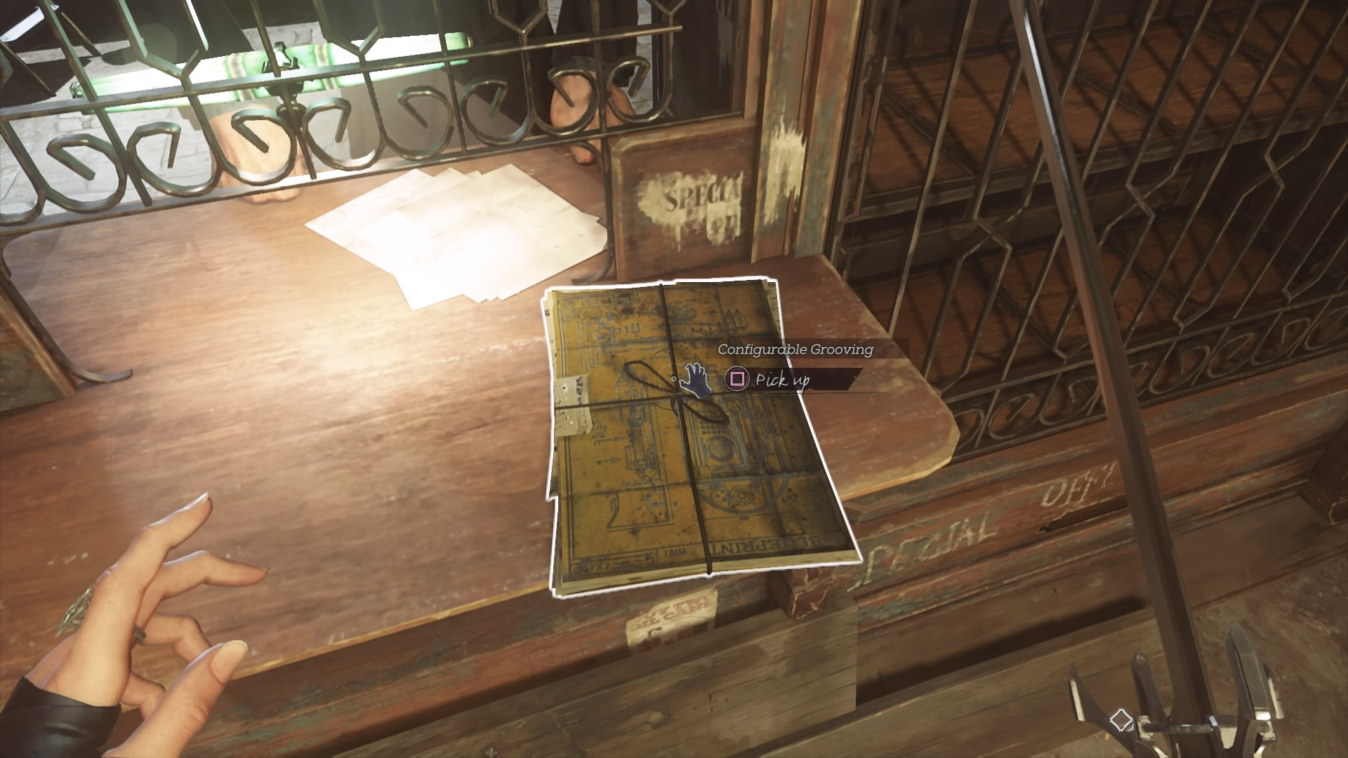 Dishonored 2 collectibles level 5 the royal conservatory polygon blueprint 3 configurable grooving malvernweather Choice Image