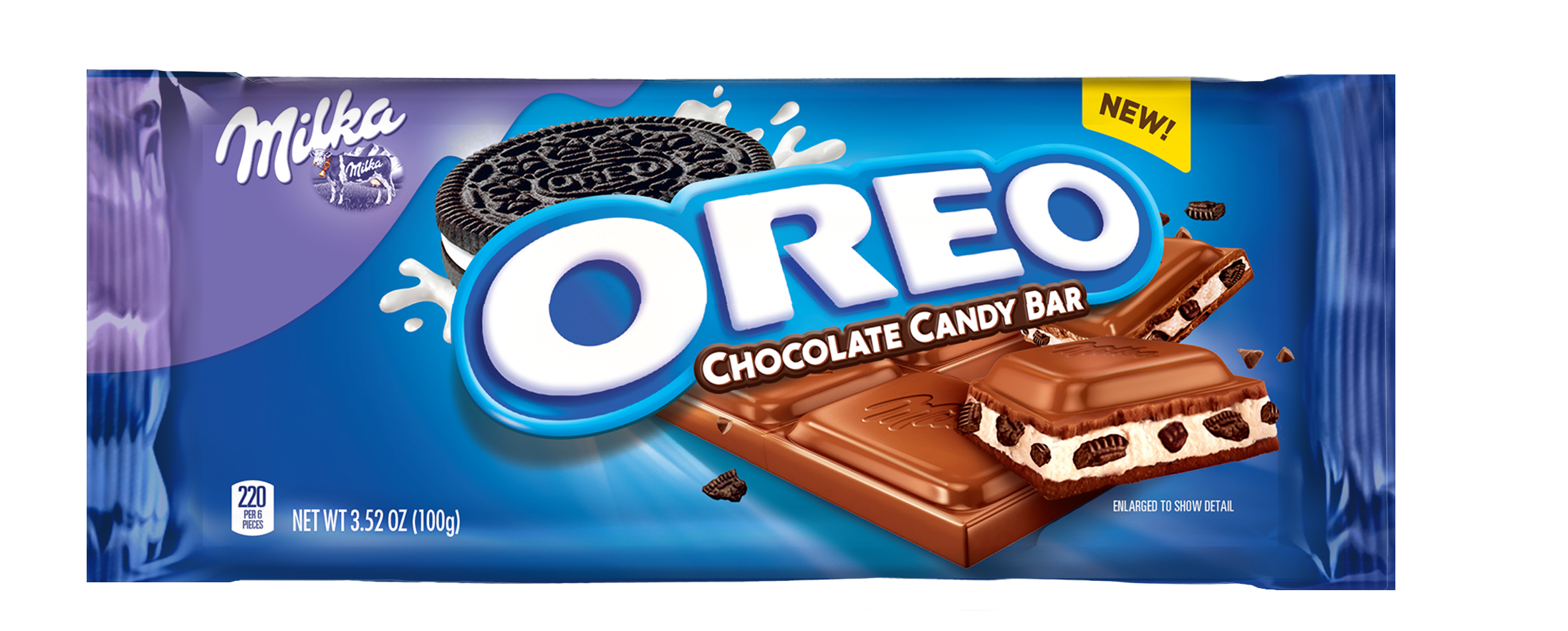 Oreo S Newest Cookie Is A Candy Bar Eater