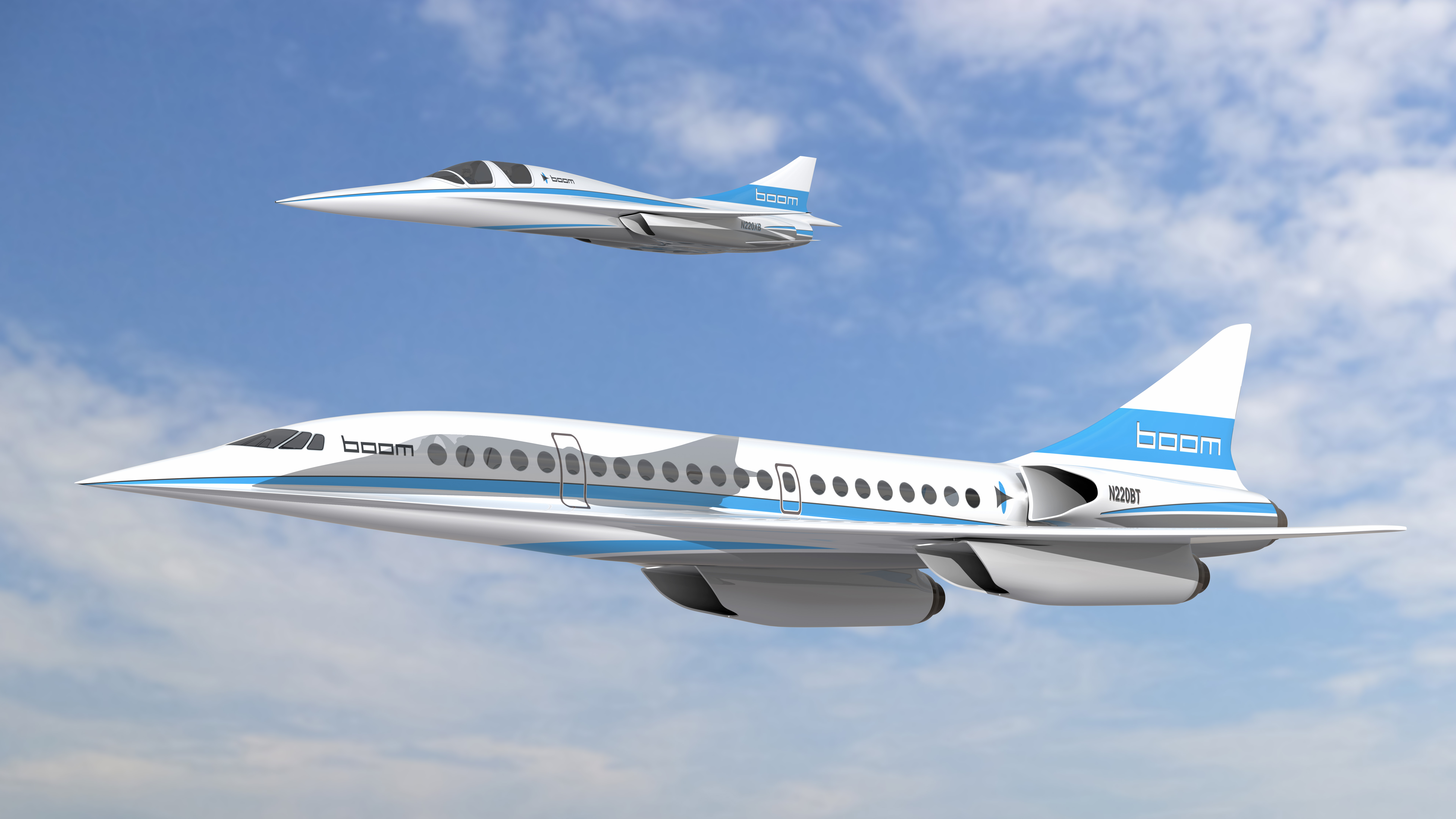 Super jet, Supersonic Demonstrator, to speed up air travel