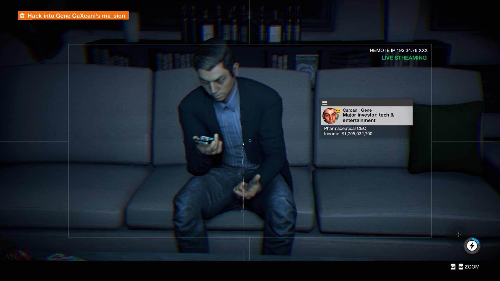 Watch Dogs  Campaign