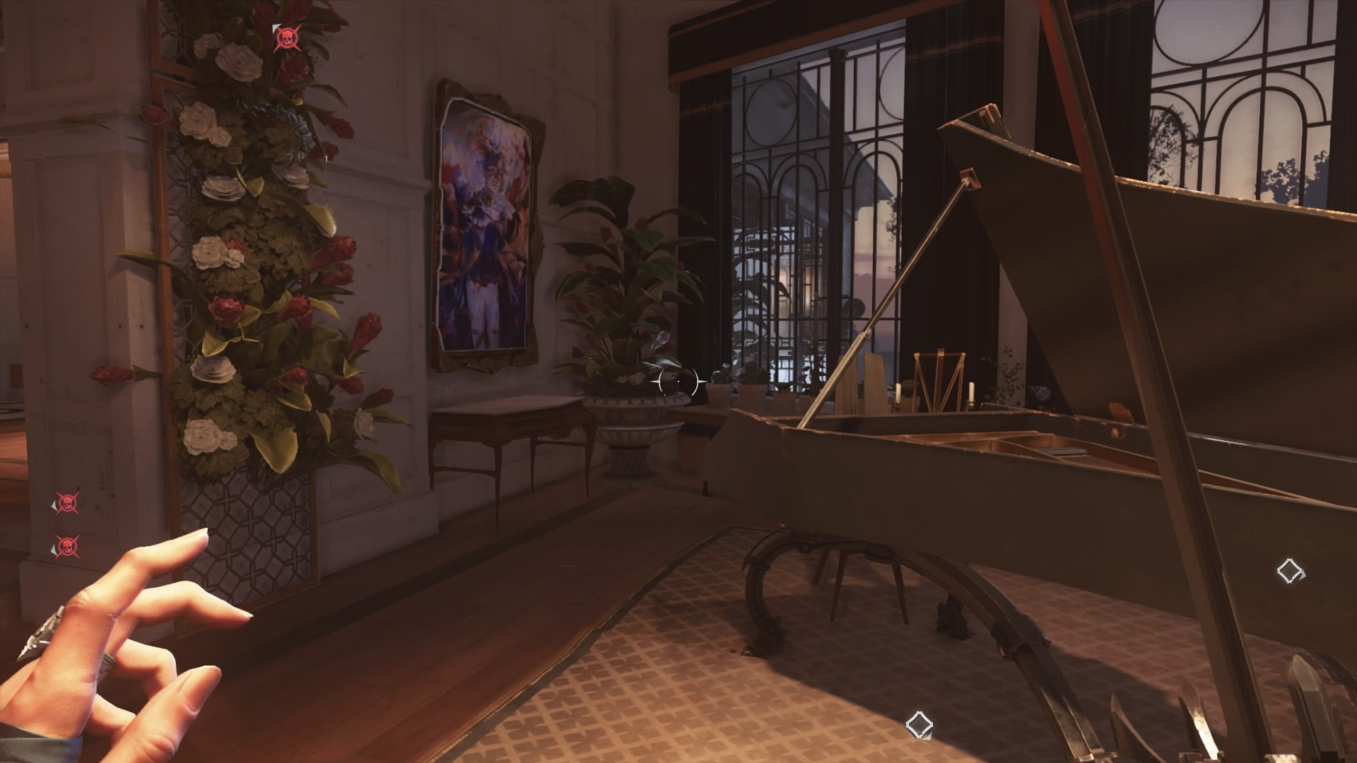 Dishonored  Grand Palace Throne Room