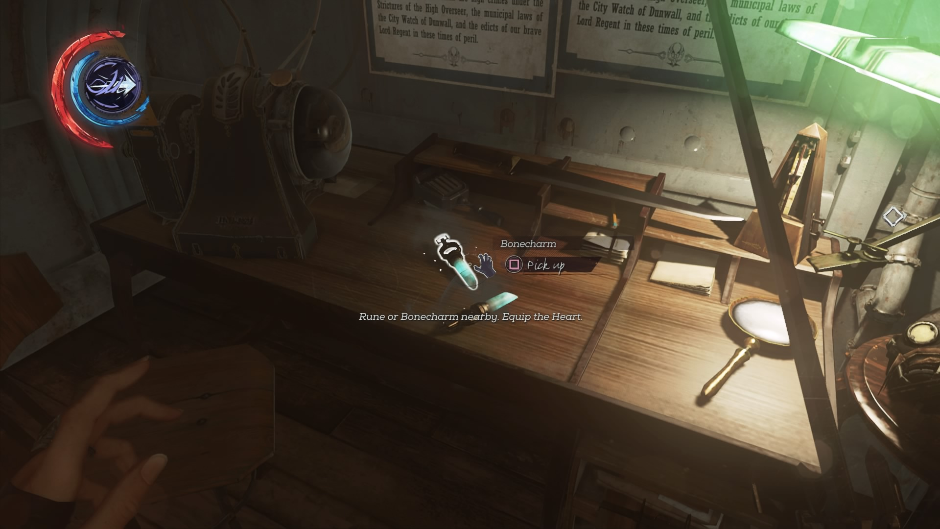 dishonored 2 how to break into black market mission 5