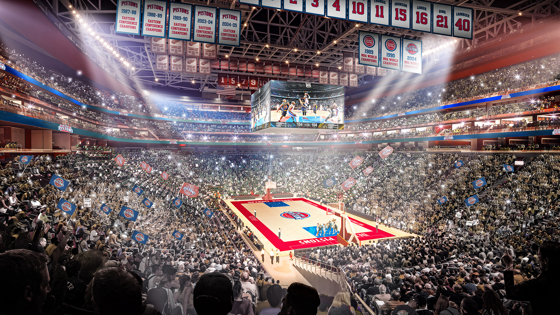 Here's what Detroit basketball will look like in Detroit - Curbed Detroit