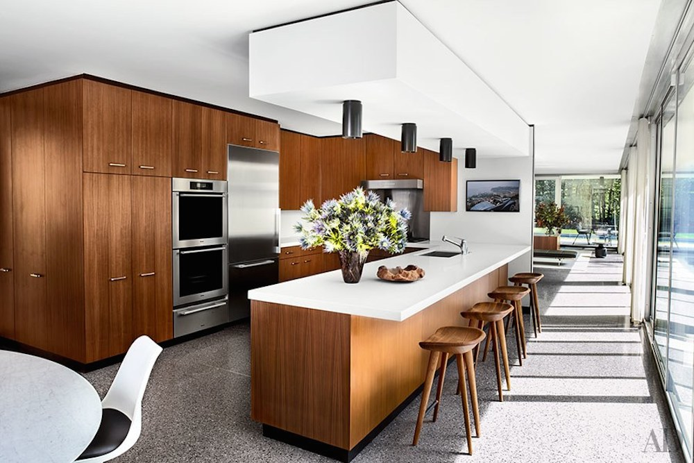 mid century modern kitchen cabinets 20 charming midcentury kitchens ranked from virtually 23322