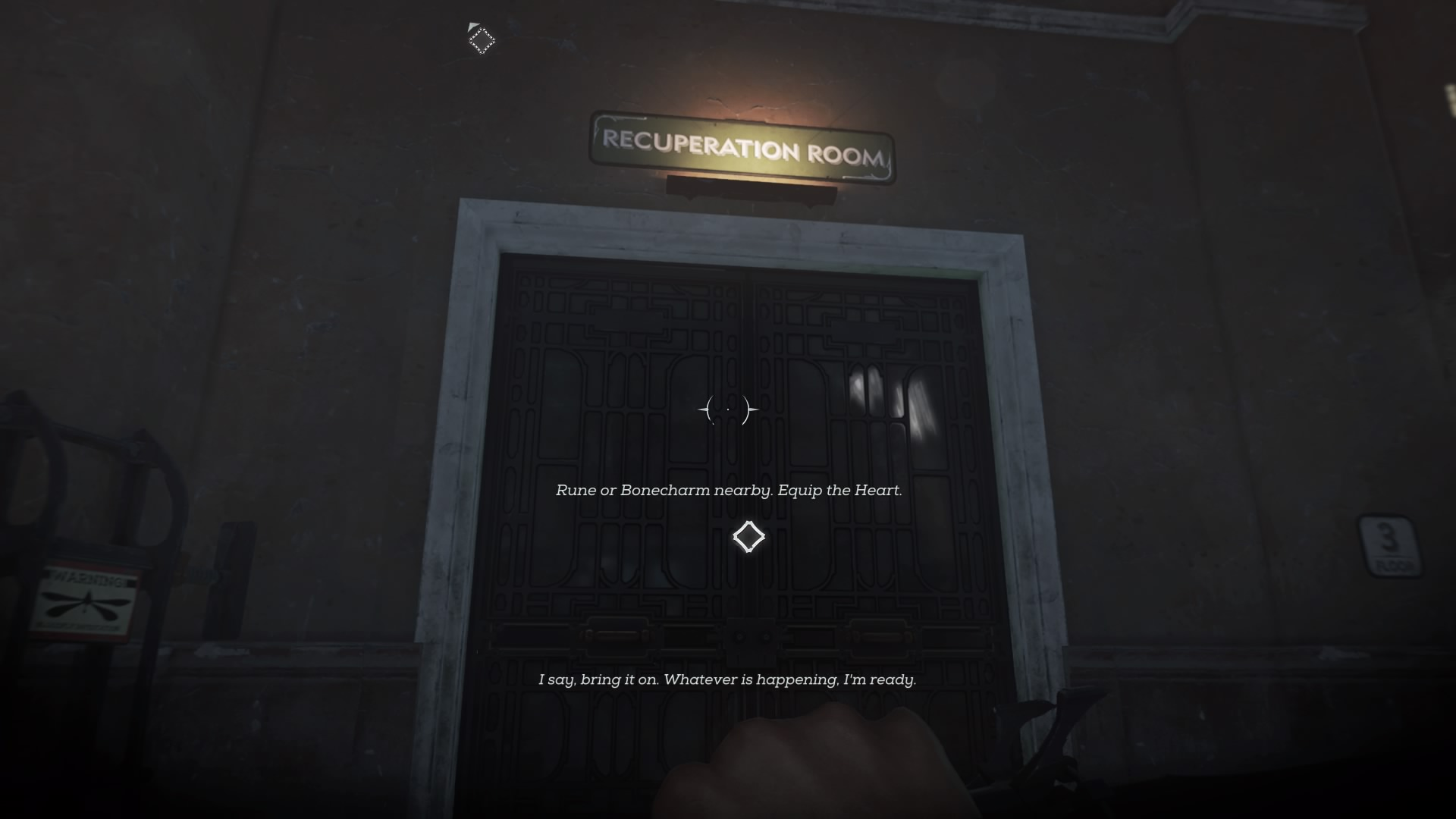 Access The Security Room Dishonored